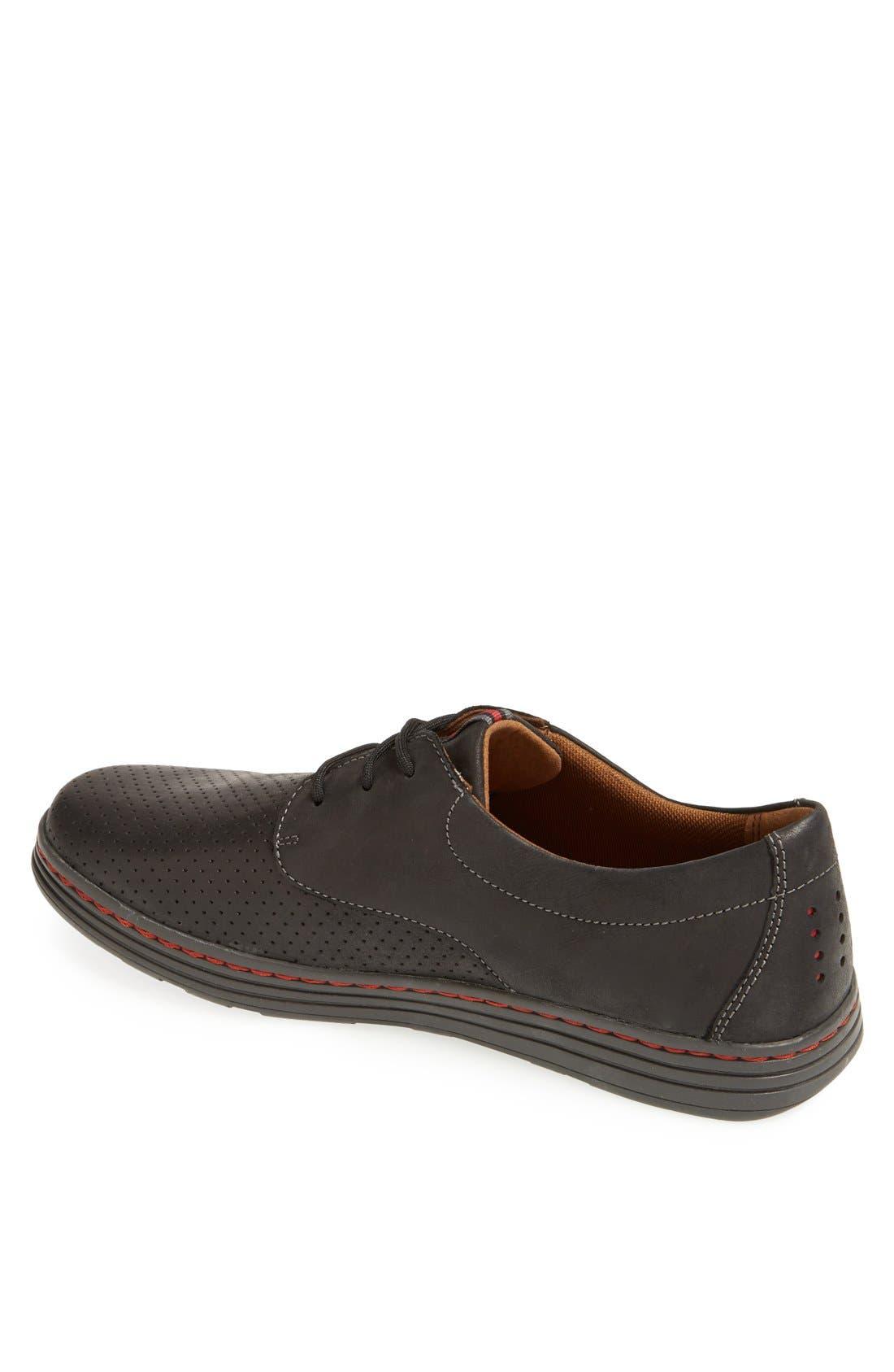 DUNHAM,                             'Camden' Sneaker,                             Alternate thumbnail 4, color,                             014