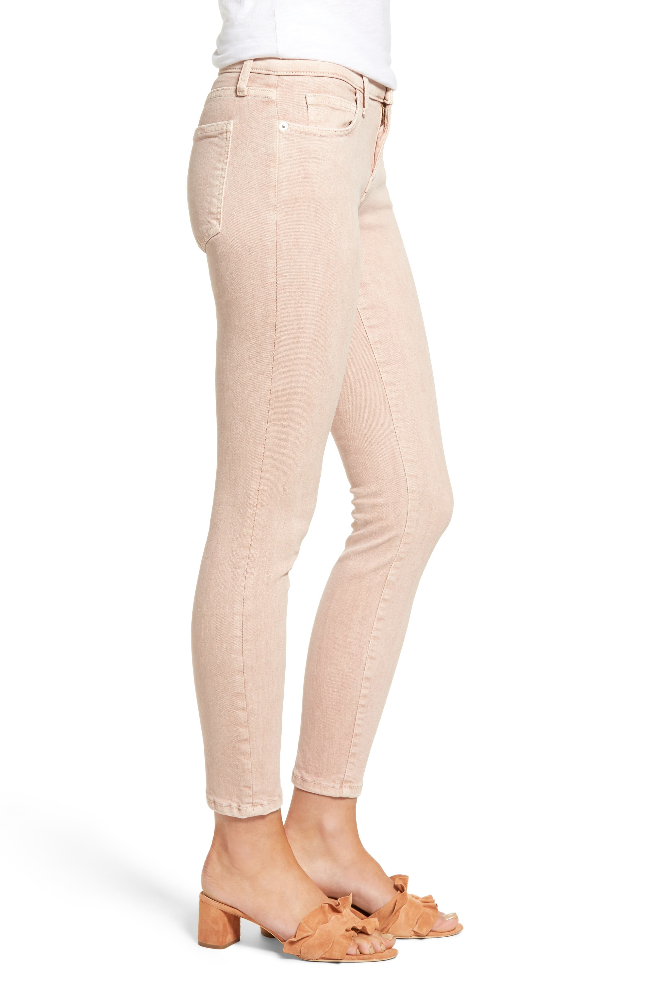 The Stiletto Ankle Skinny Jeans,                             Alternate thumbnail 15, color,