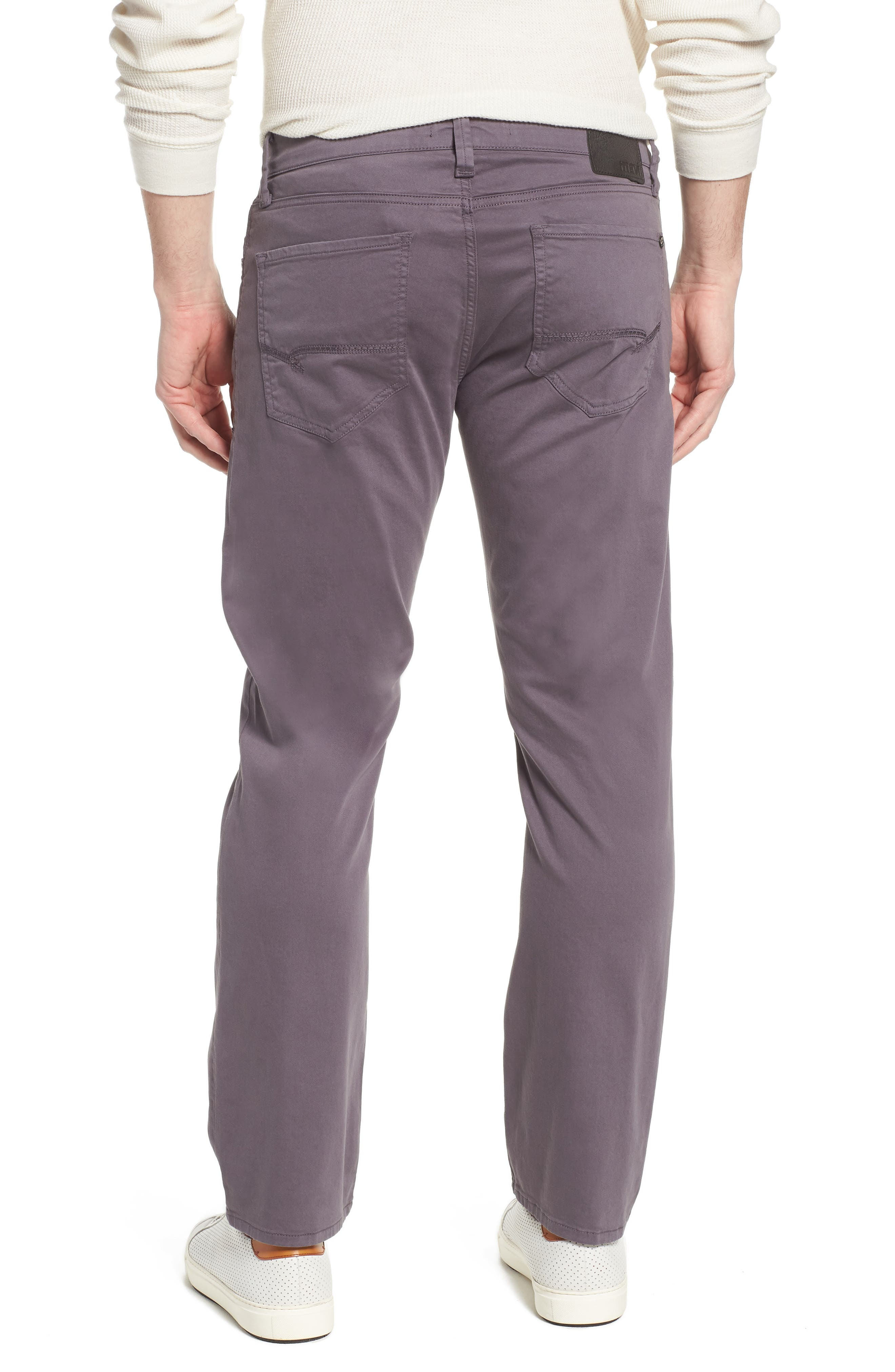 MAVI JEANS,                             Zach Straight Fit Twill Pants,                             Alternate thumbnail 2, color,                             050