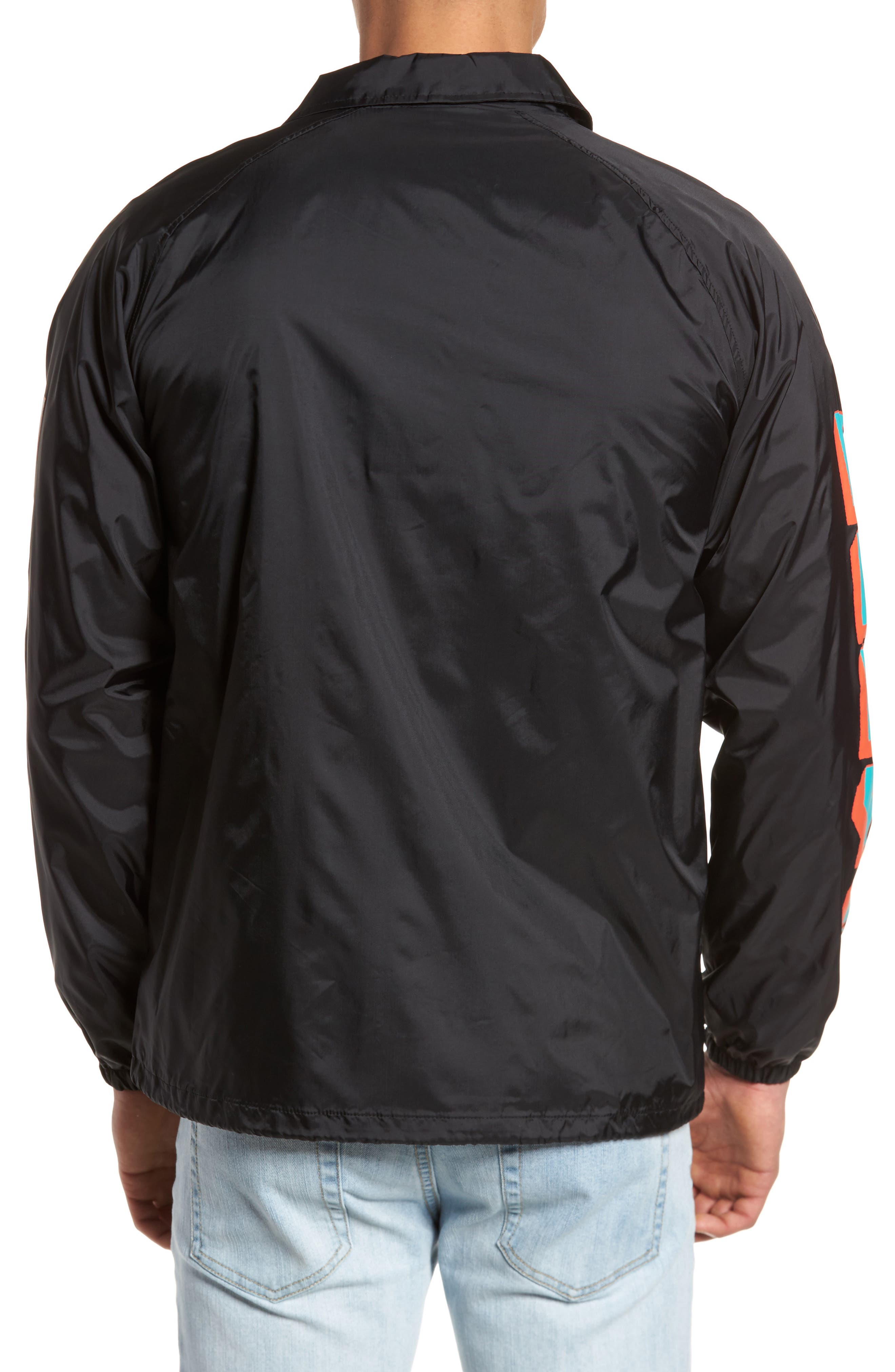 New World 2 Coach's Jacket,                             Alternate thumbnail 2, color,                             001