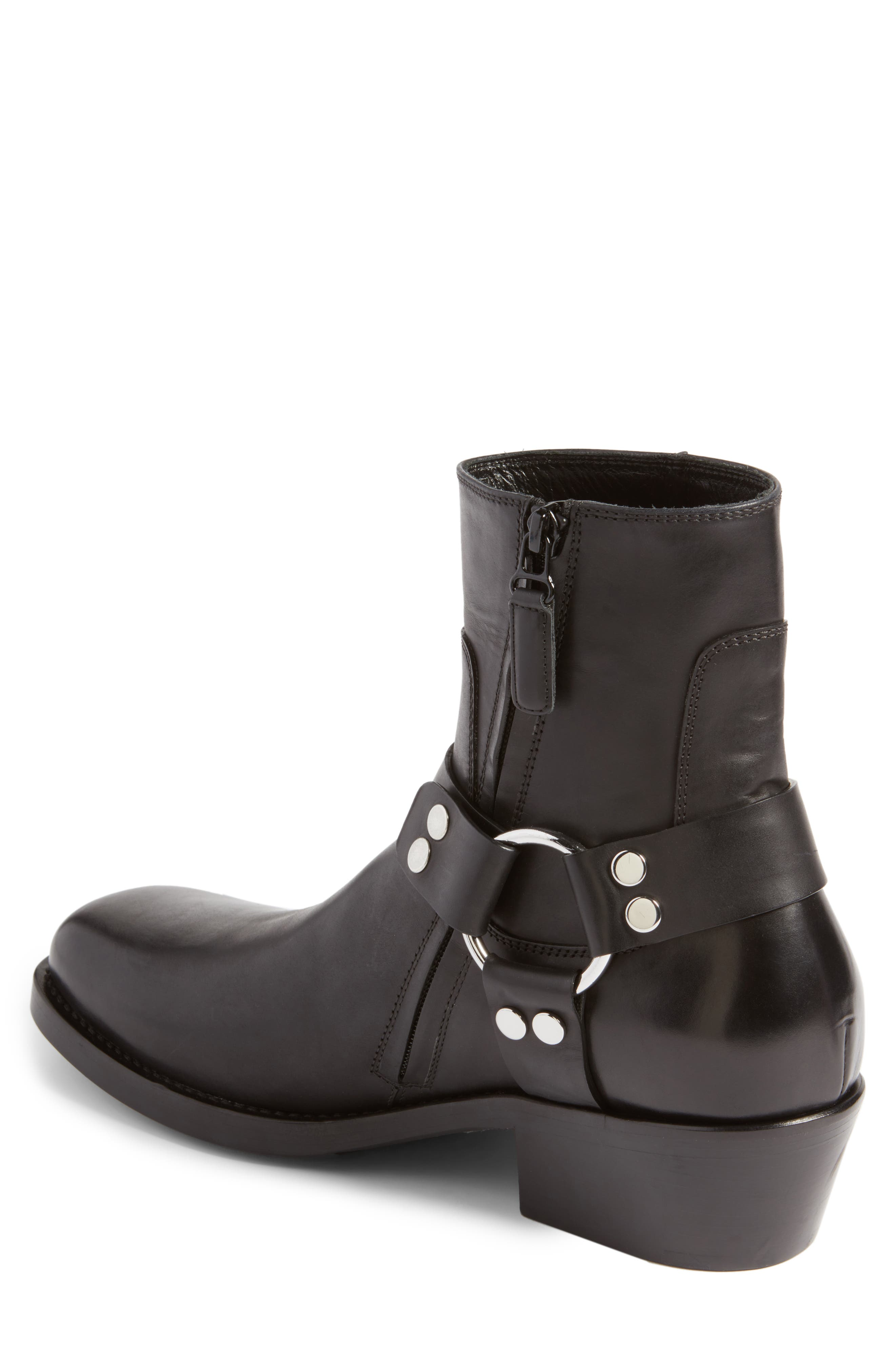 Harness Boot,                             Alternate thumbnail 2, color,                             001