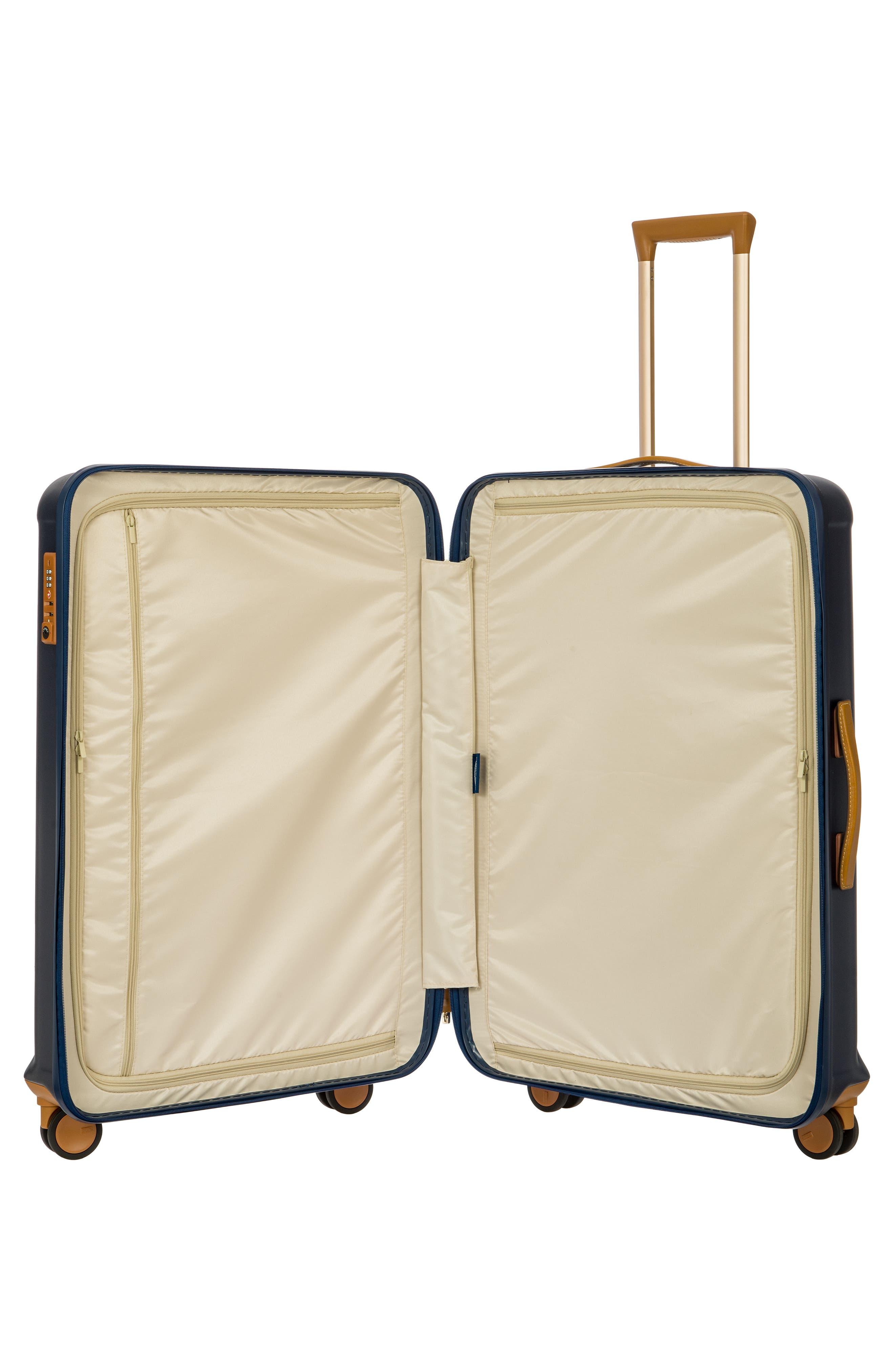 Capri 30-Inch Rolling Suitcase,                             Alternate thumbnail 11, color,                             MATTE BLUE