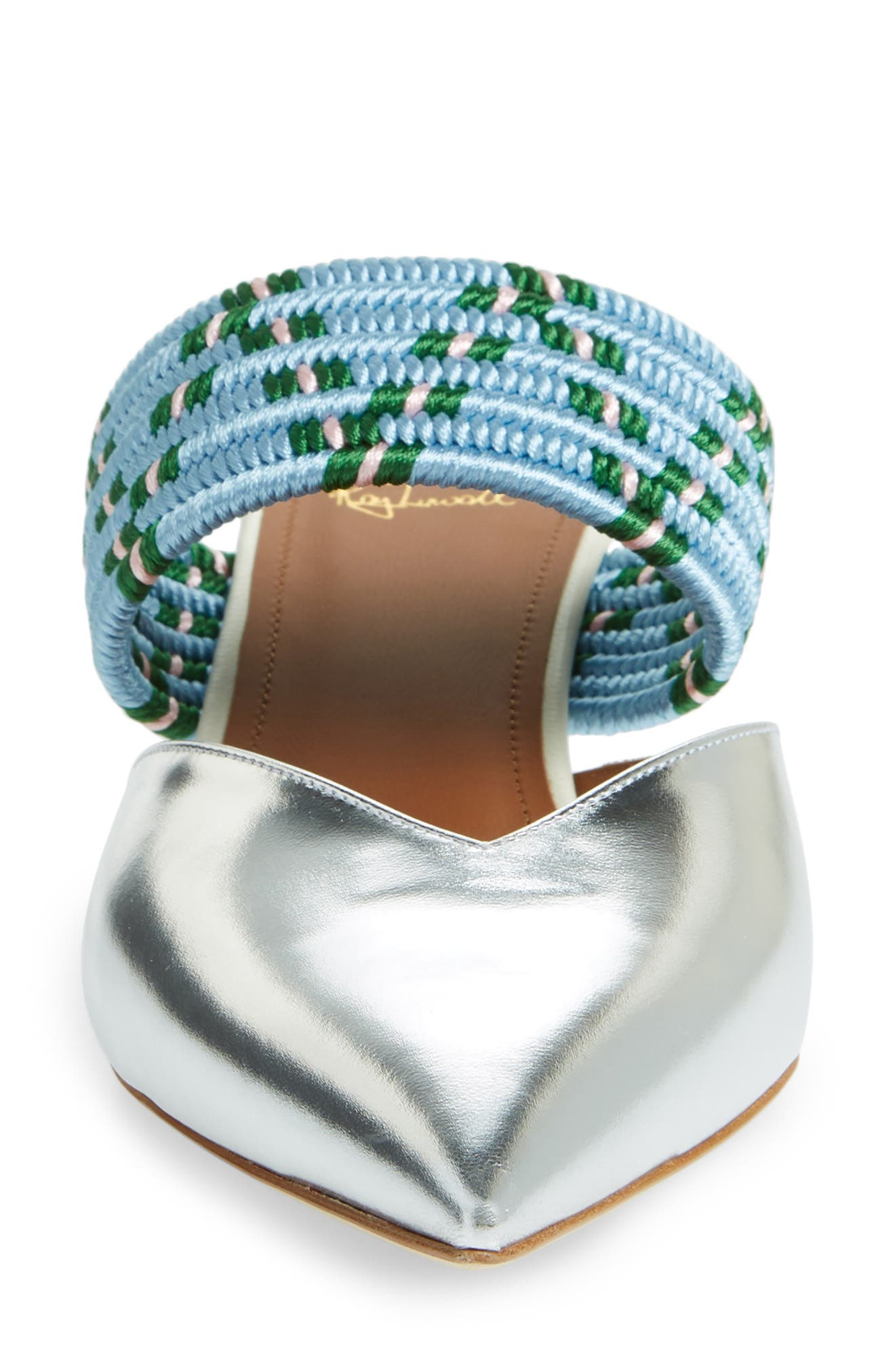 Maisie Banded Mule,                             Alternate thumbnail 4, color,                             041