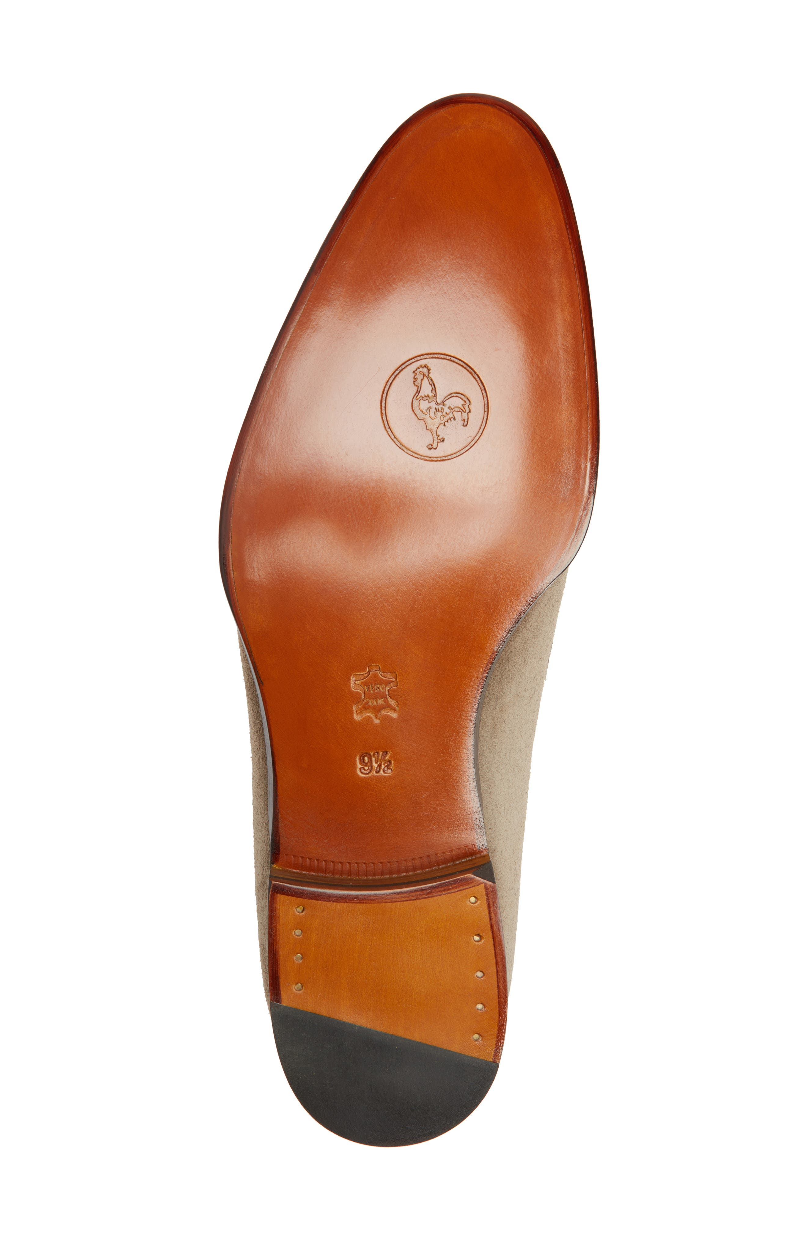 Leather Penny Loafer,                             Alternate thumbnail 24, color,
