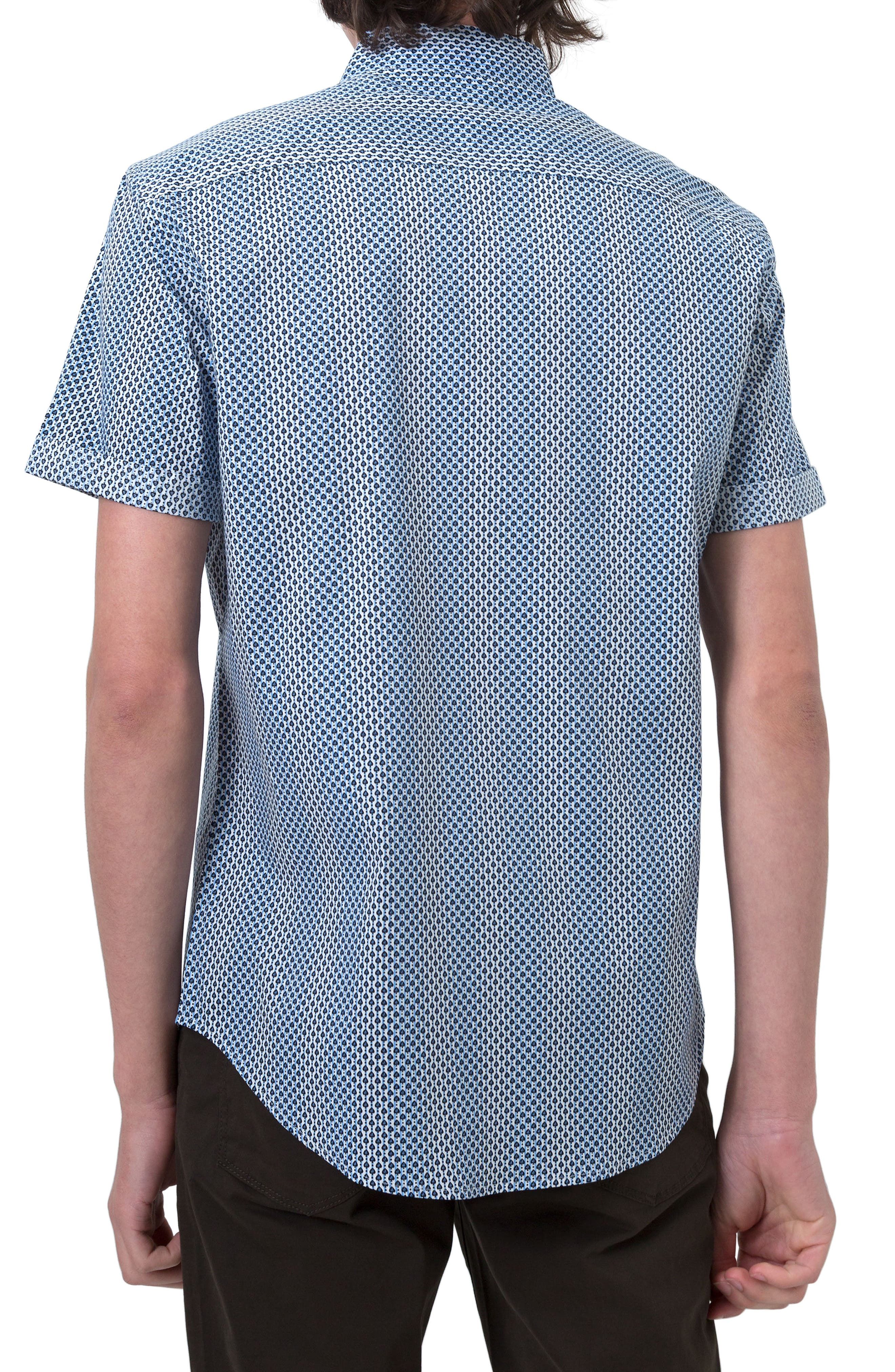 Goodnight Sun Woven Shirt,                             Alternate thumbnail 2, color,                             400