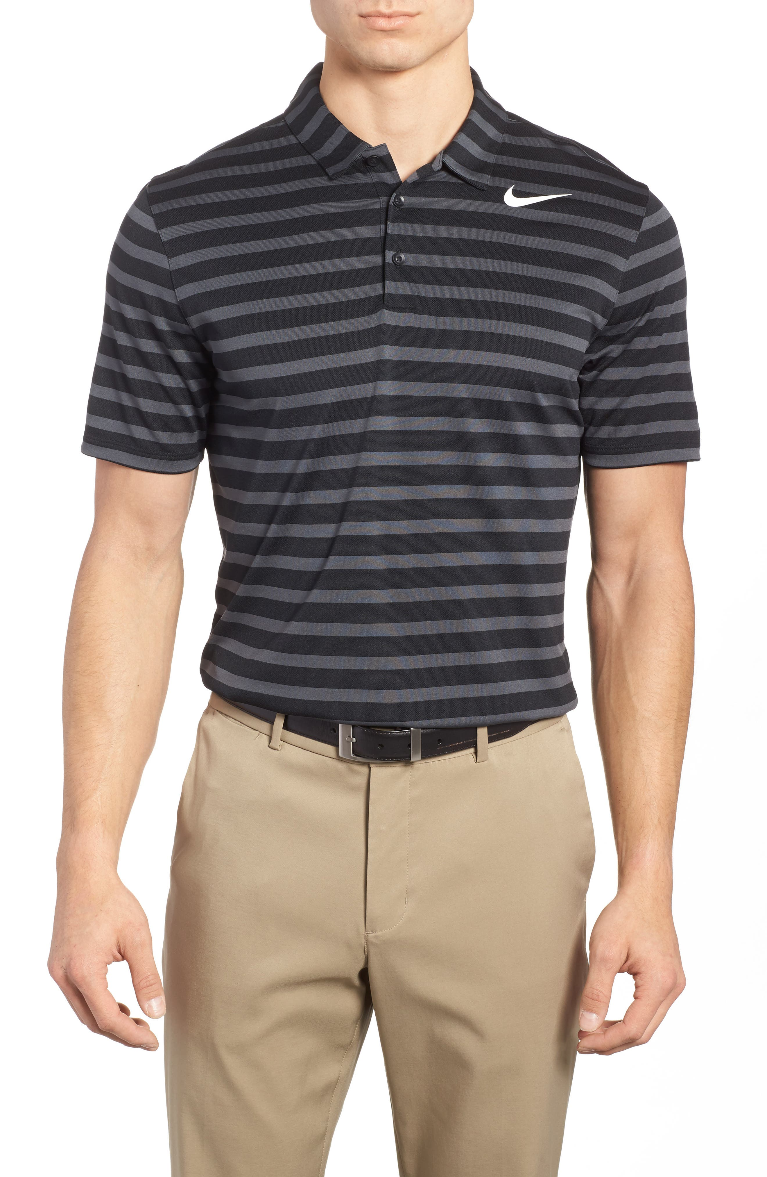 Golf Stripe Polo,                         Main,                         color,