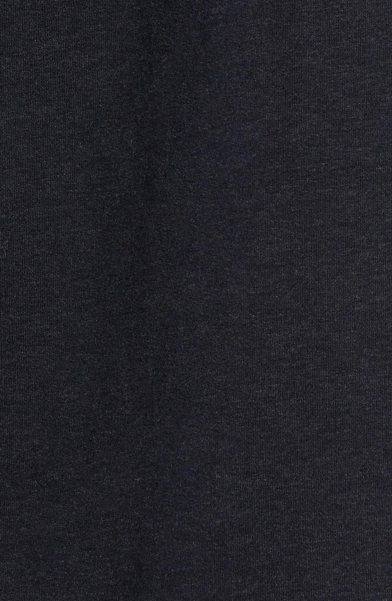 Taylor Quarter Button Pullover,                             Alternate thumbnail 5, color,                             004