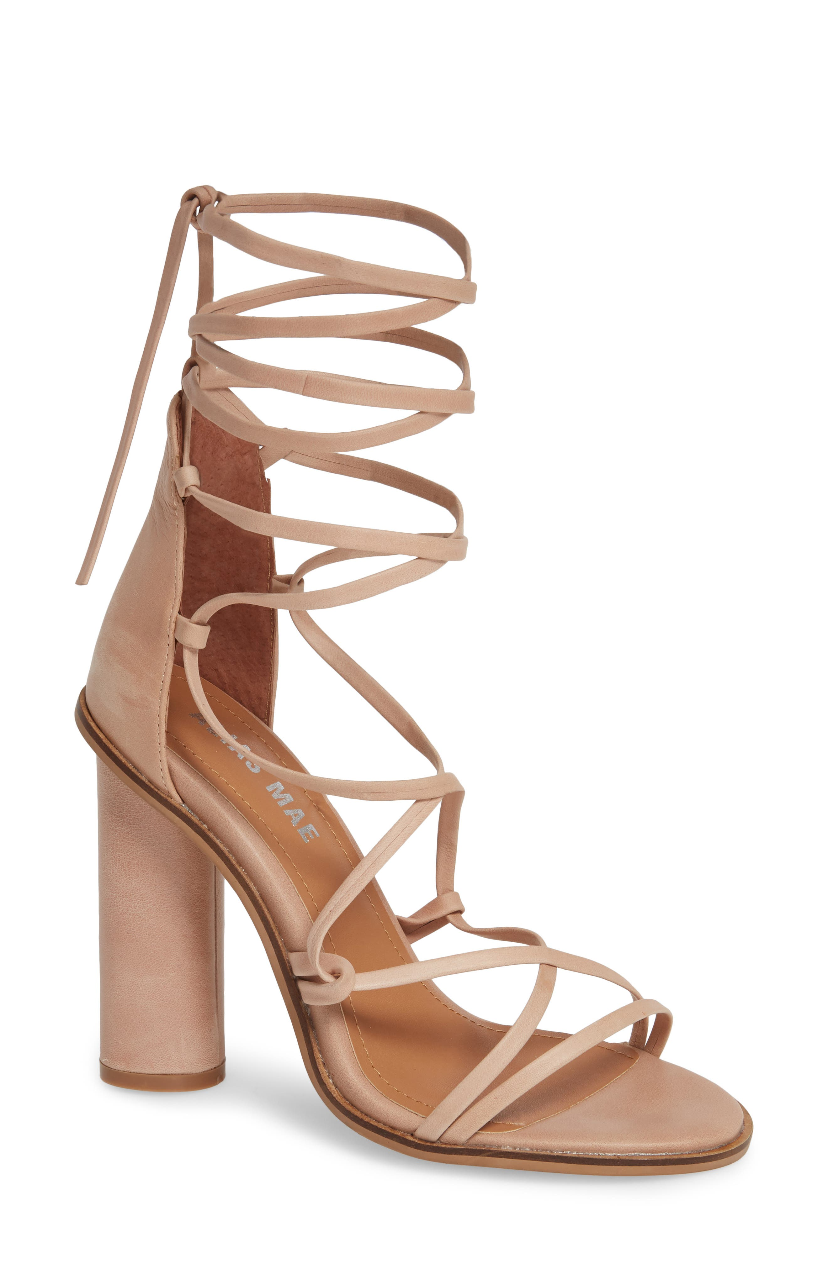 ALIAS MAE Amiyah Sandal in Brown