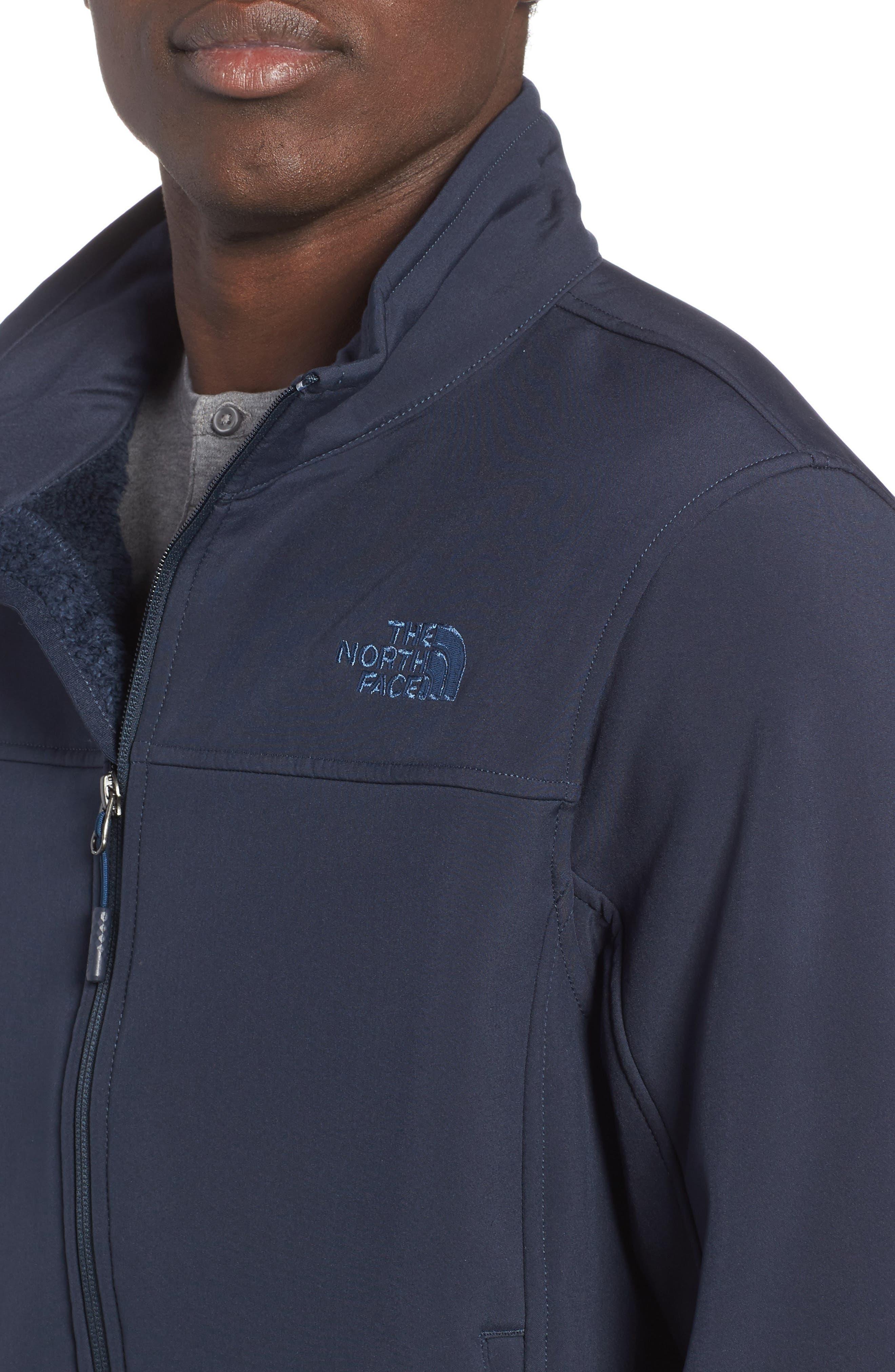 'Apex Chromium' Waterproof Thermal Jacket,                             Alternate thumbnail 4, color,                             401