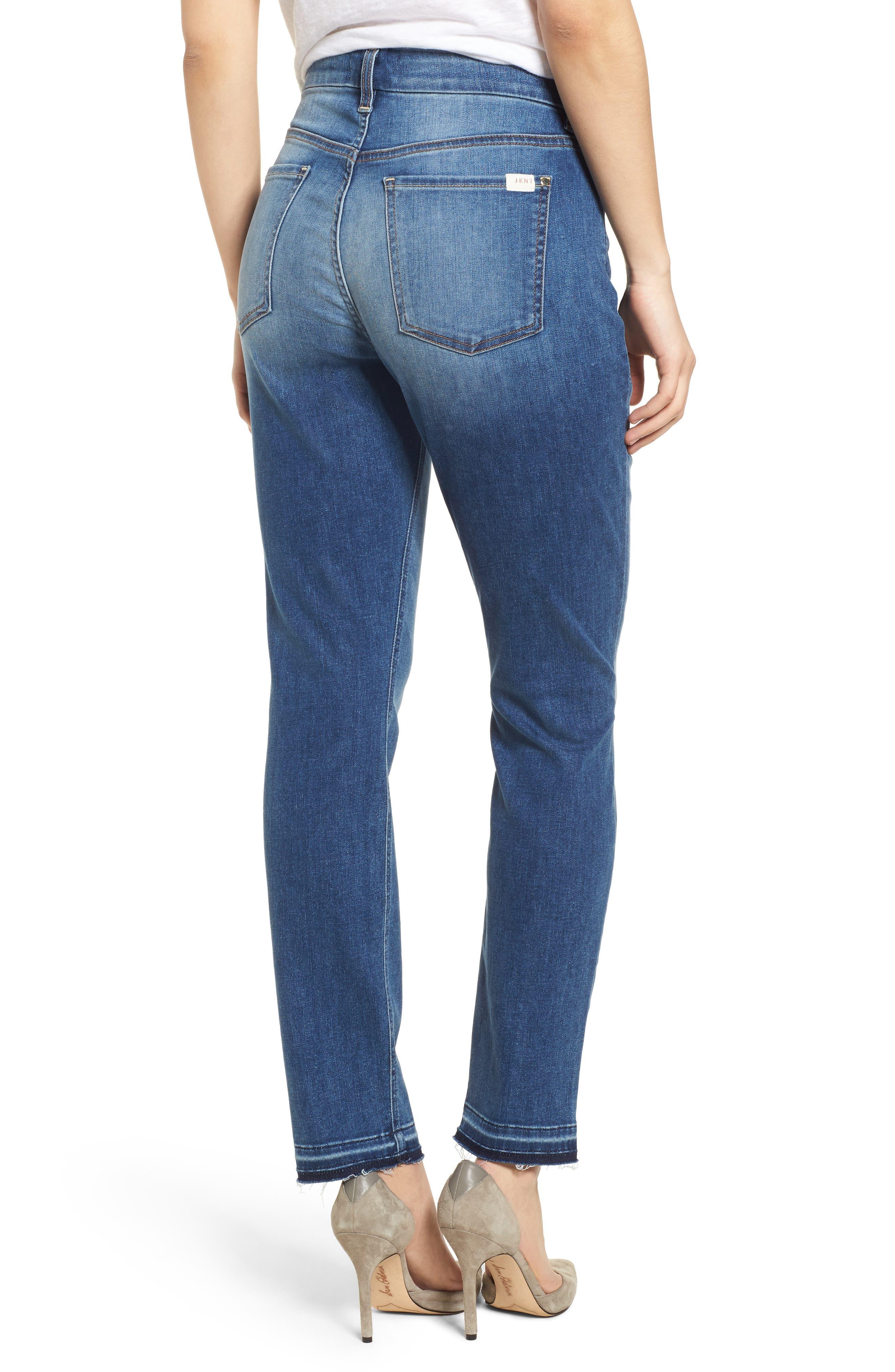 Release Hem Ankle Skinny Jeans,                             Alternate thumbnail 2, color,                             400
