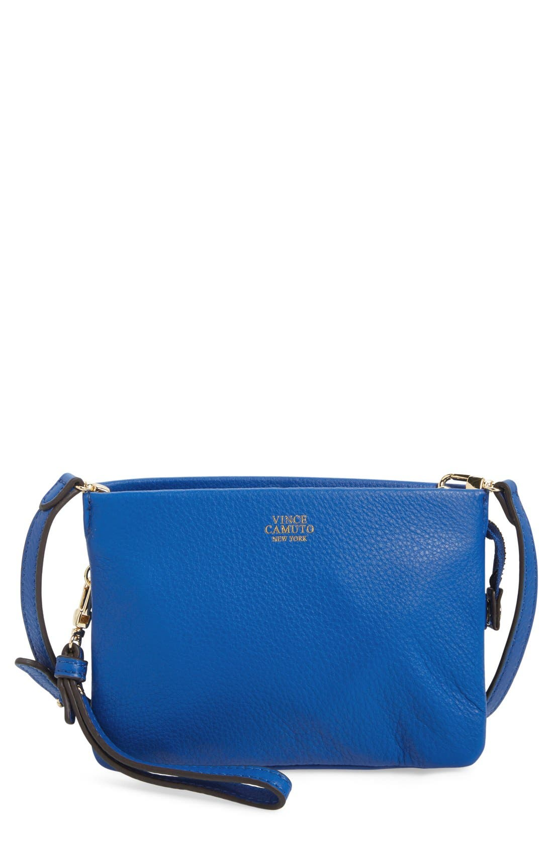 'Cami' Leather Crossbody Bag,                             Main thumbnail 17, color,