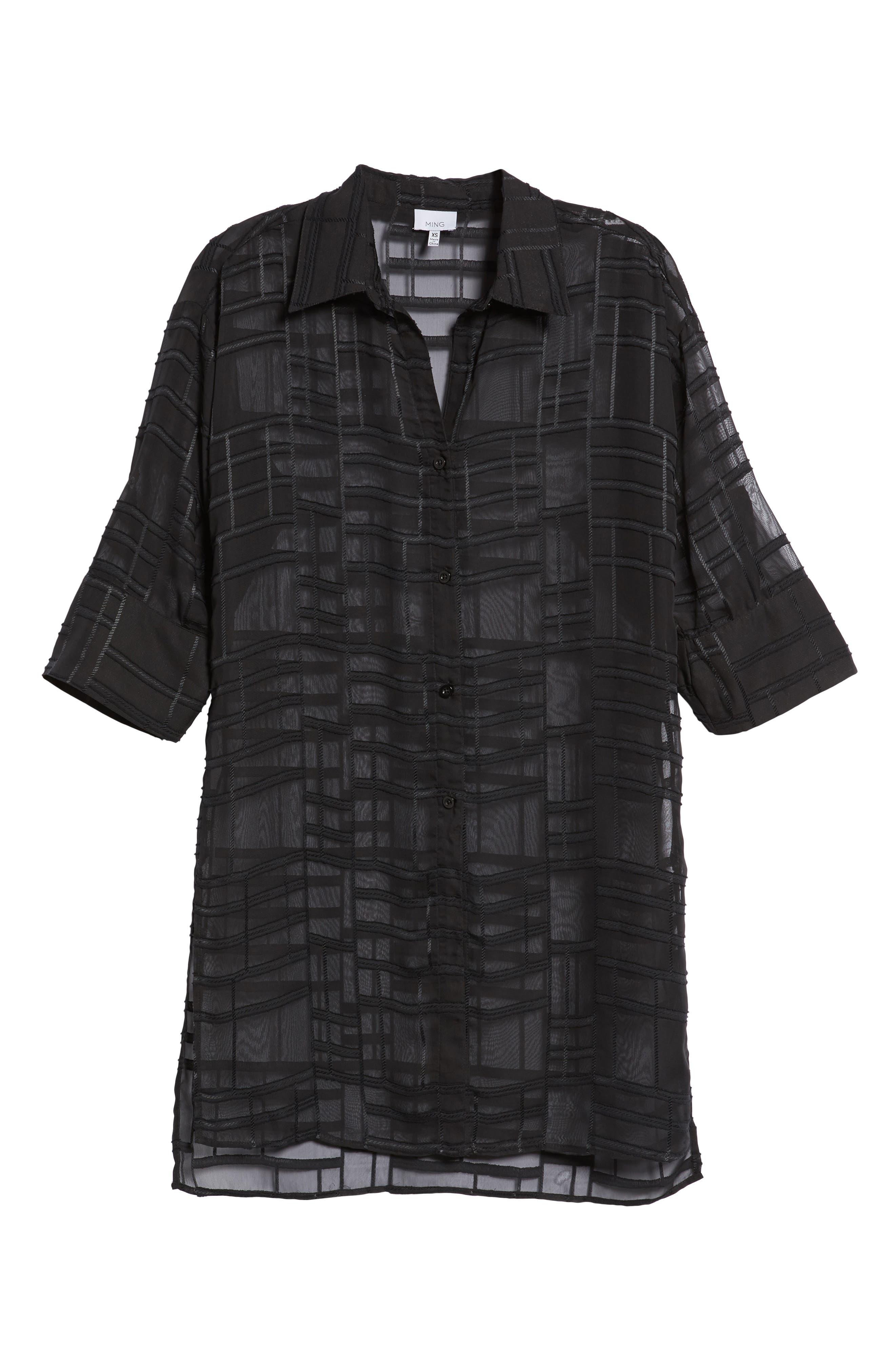 Shirt Jacket,                             Alternate thumbnail 5, color,                             001