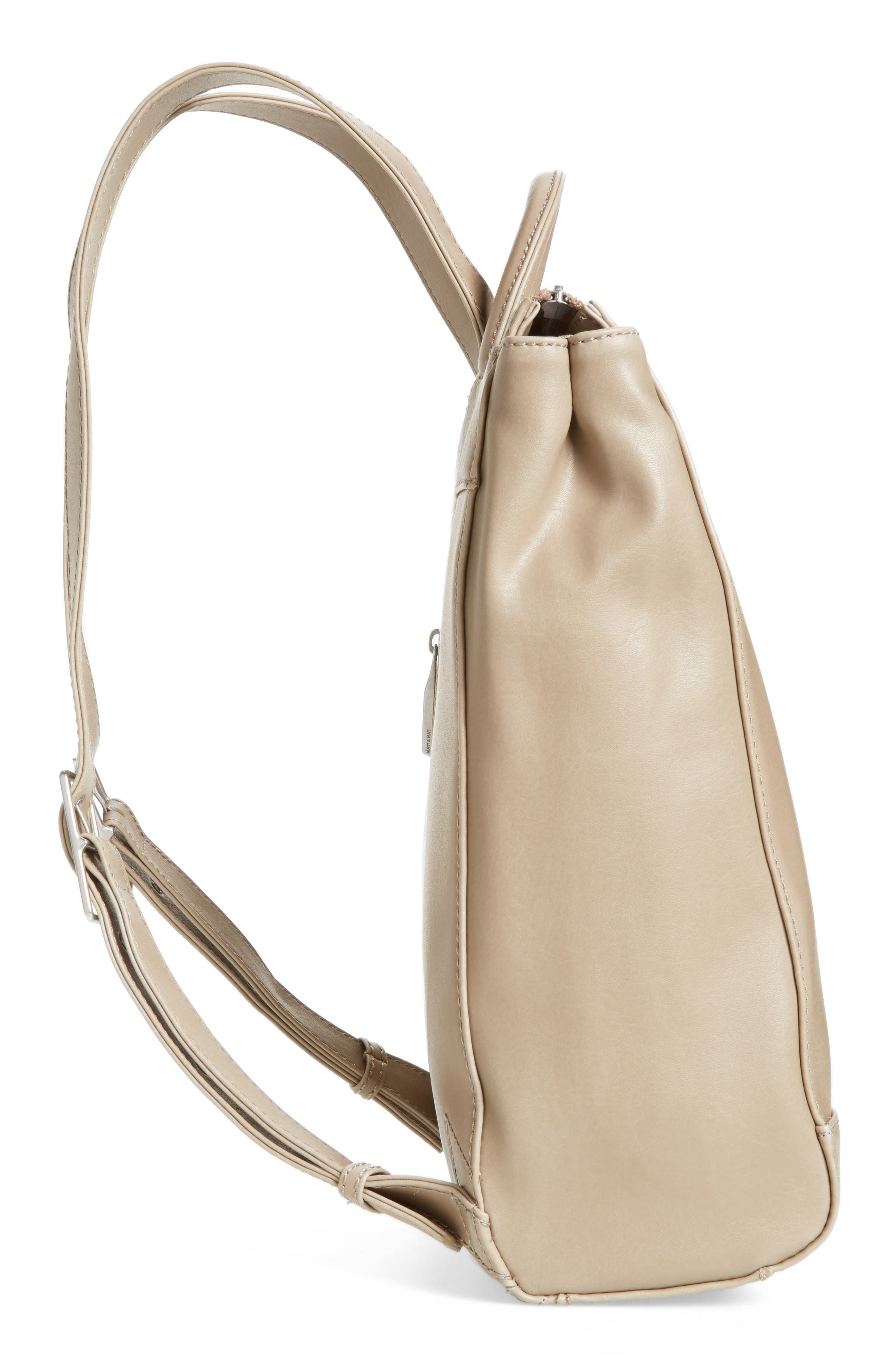 'Katherine' Faux Leather Backpack,                             Alternate thumbnail 29, color,