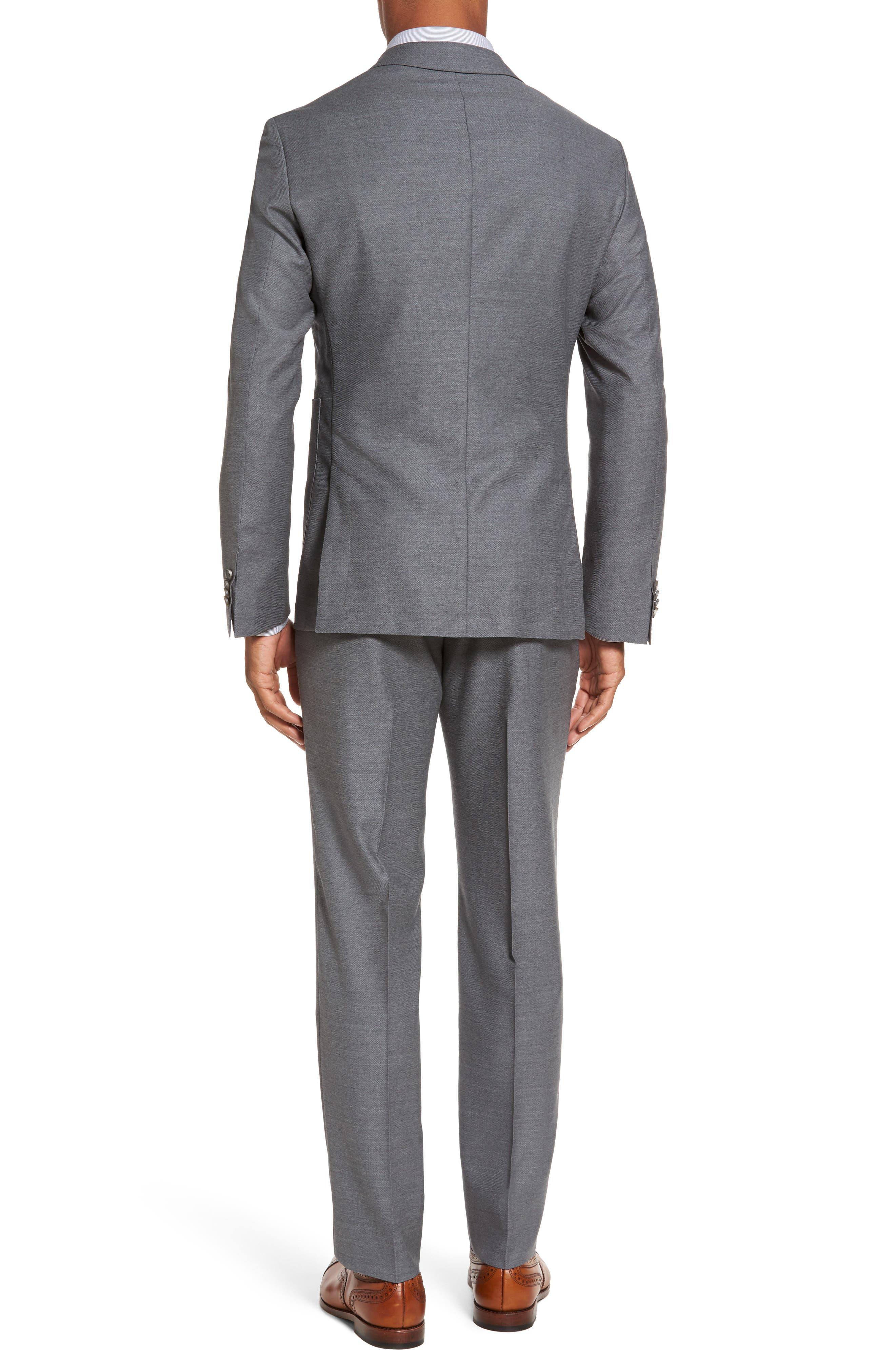 Novan/Ben Classic Fit Suit,                             Alternate thumbnail 2, color,