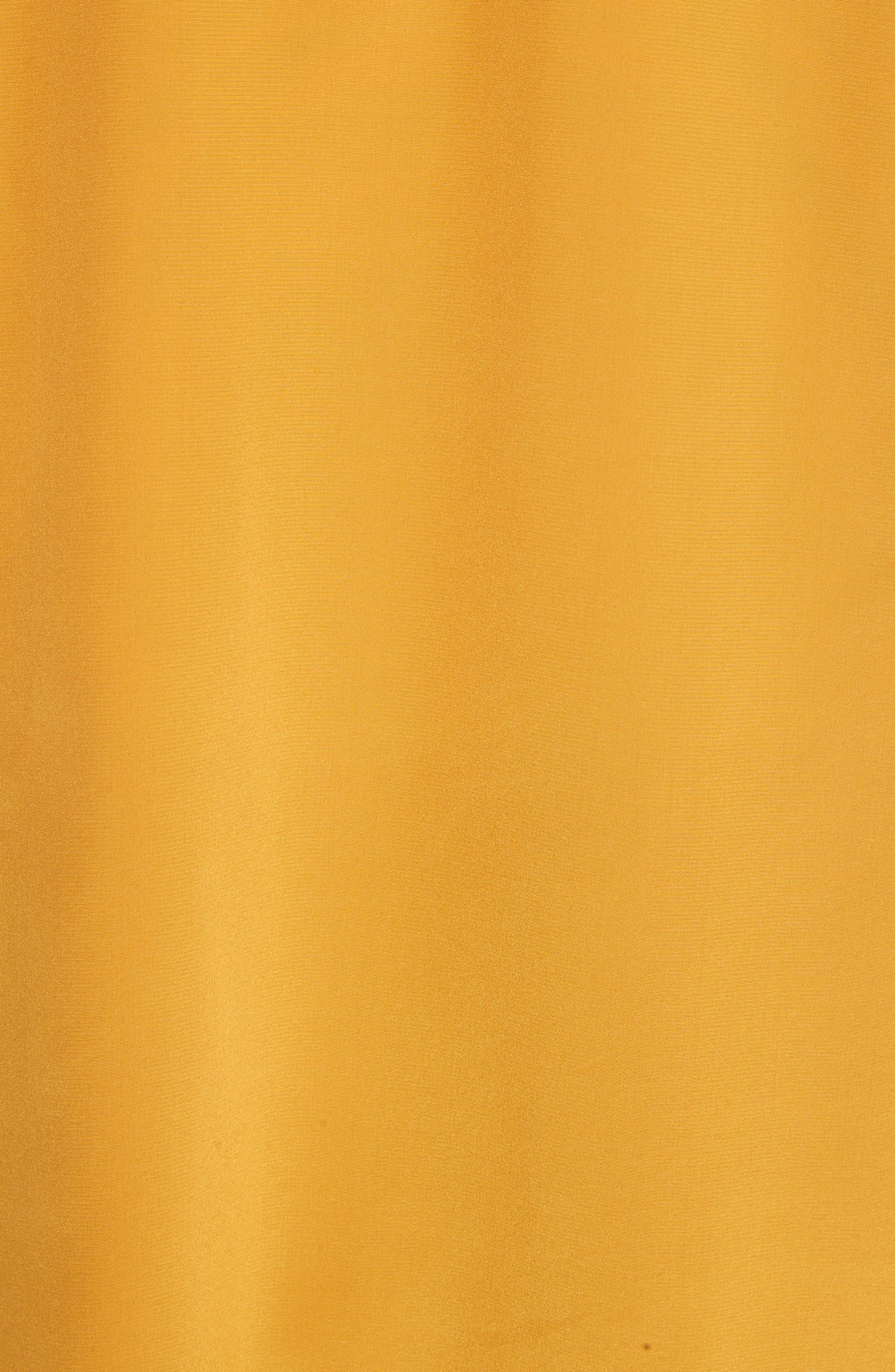 Colorblock Silk Tunic,                             Alternate thumbnail 5, color,                             714