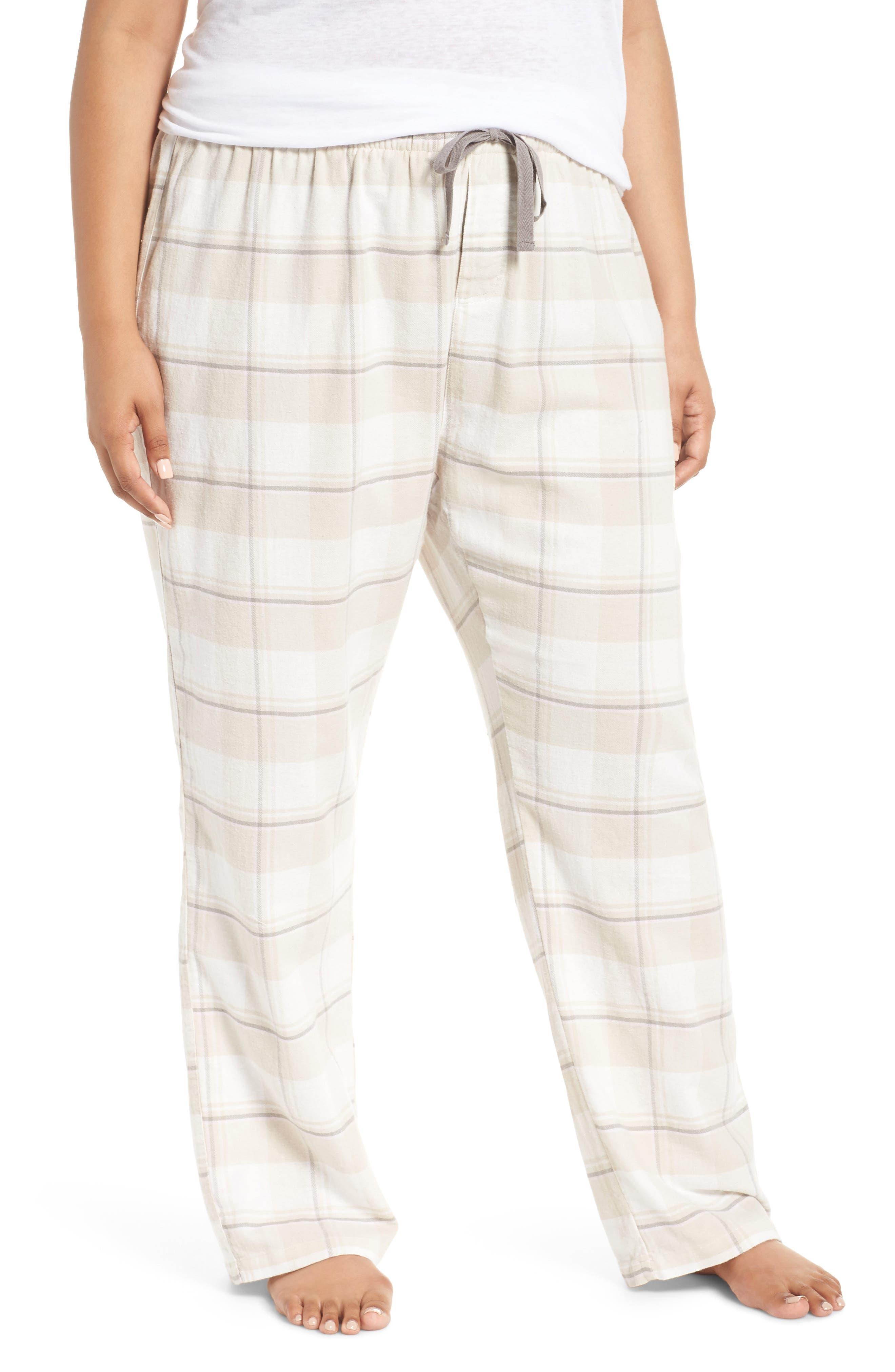 Check Lounge Pants,                         Main,                         color, 250