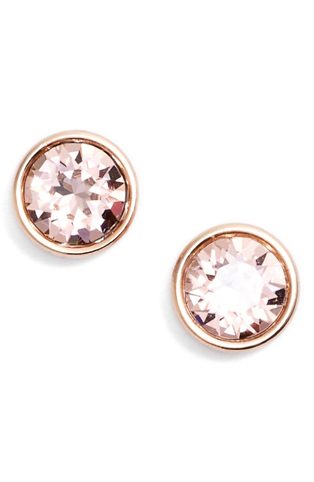 'forever' stud earrings,                             Main thumbnail 8, color,