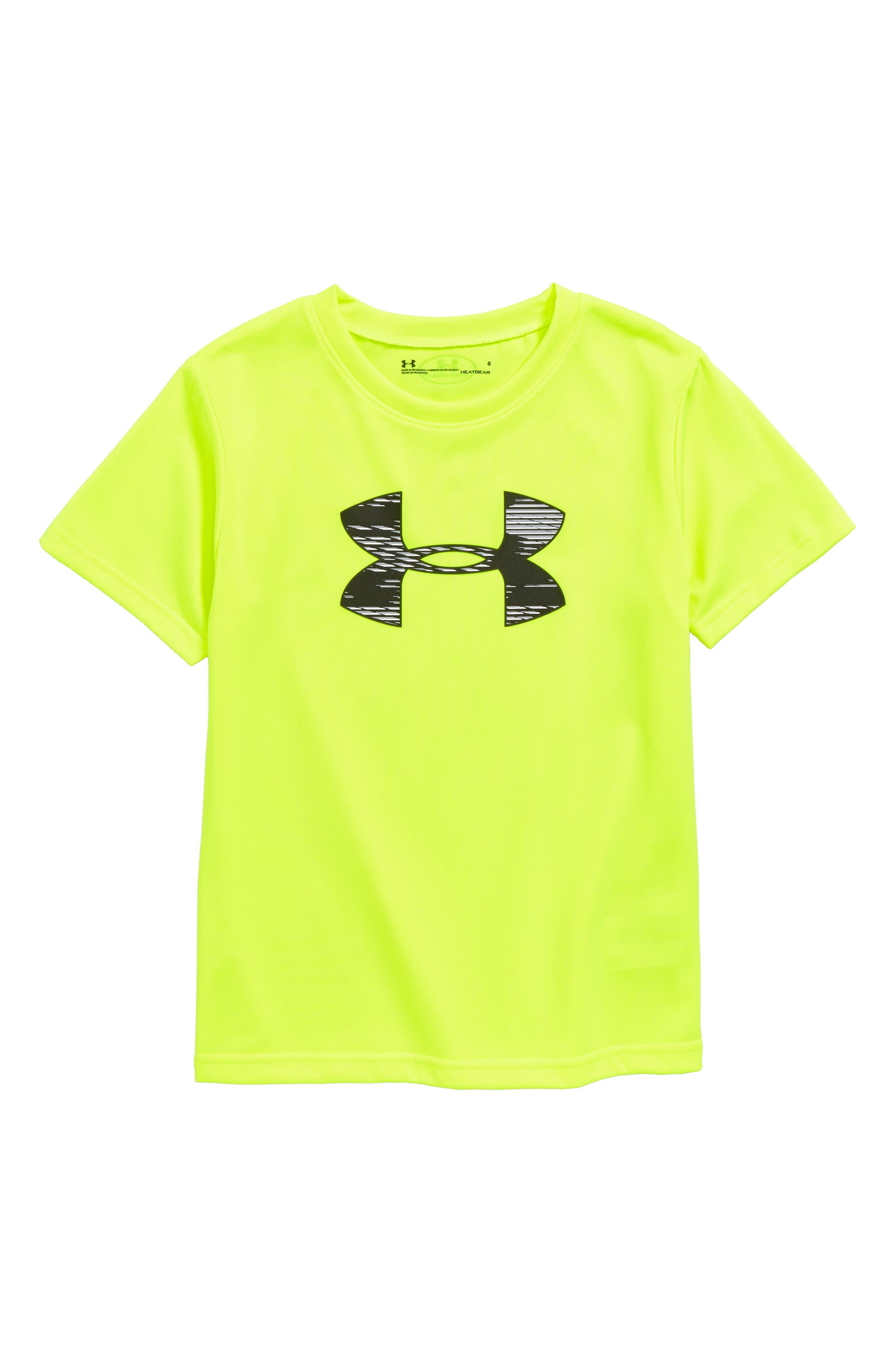 Trave Big Logo T-Shirt,                             Main thumbnail 1, color,                             730