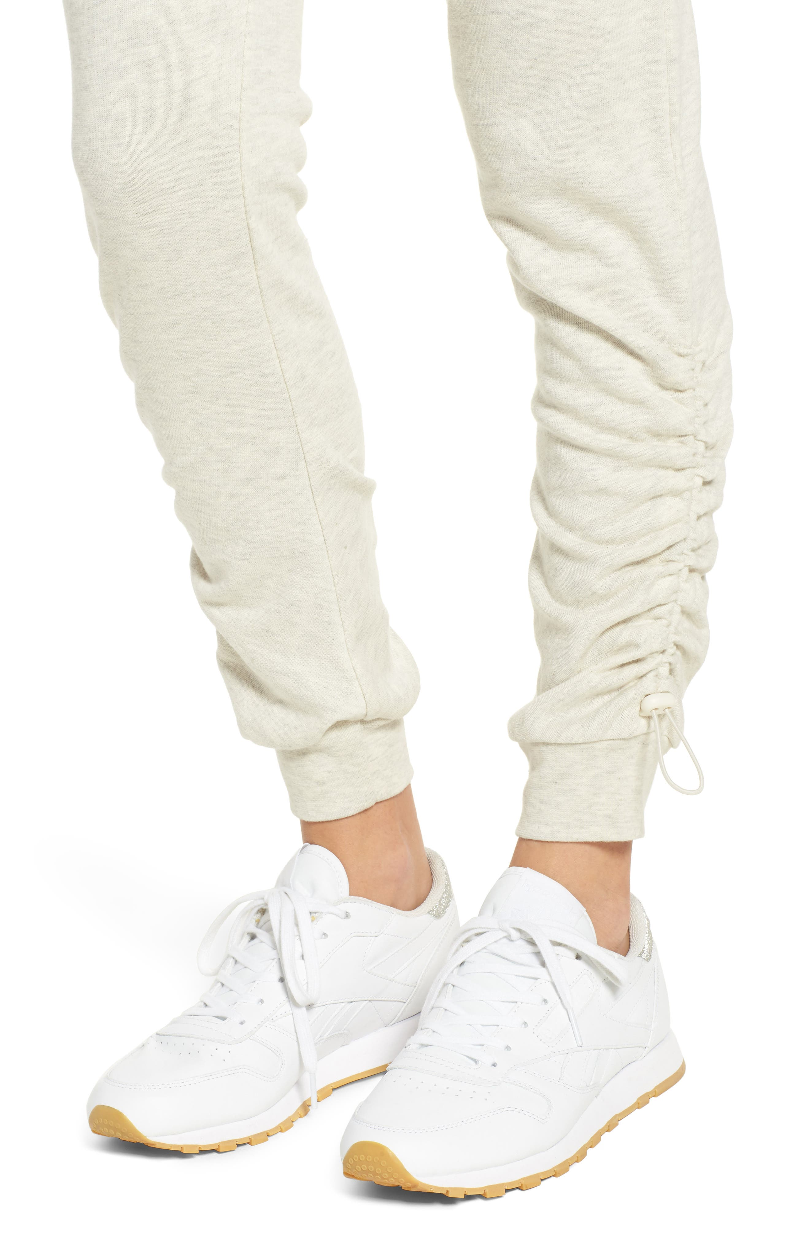 Cinched Joggers,                             Alternate thumbnail 8, color,