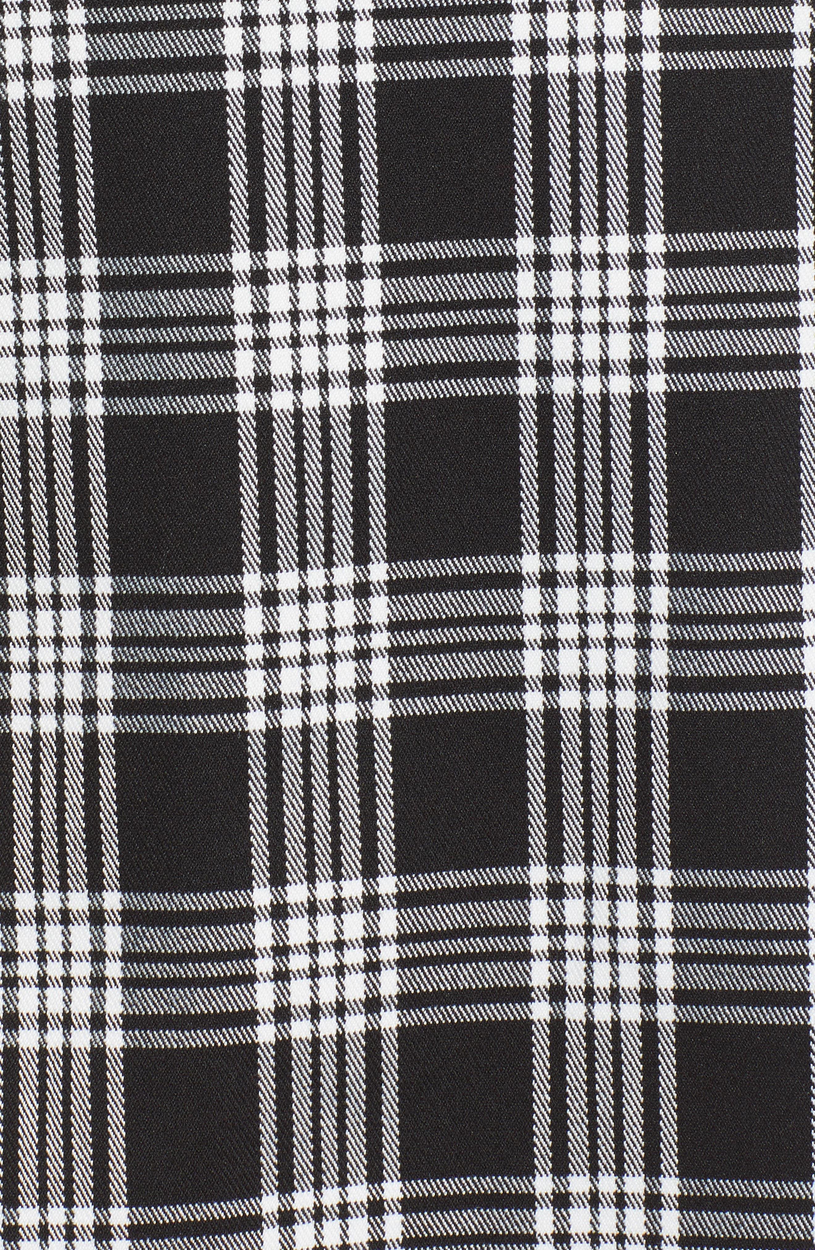 Madison Skirt,                             Alternate thumbnail 5, color,                             BLACK