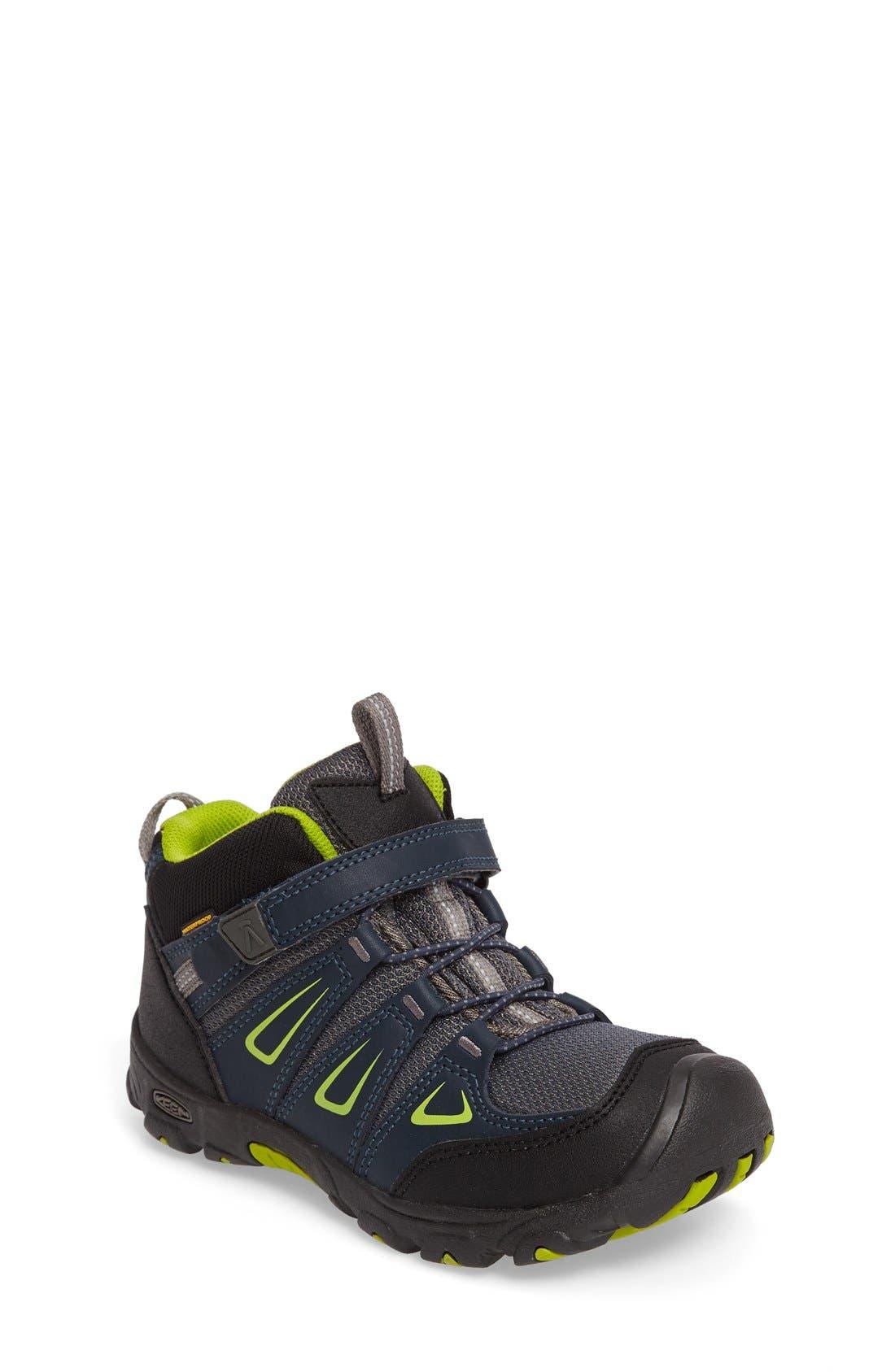 'Oakridge' Waterproof Hiking Boot,                             Main thumbnail 3, color,
