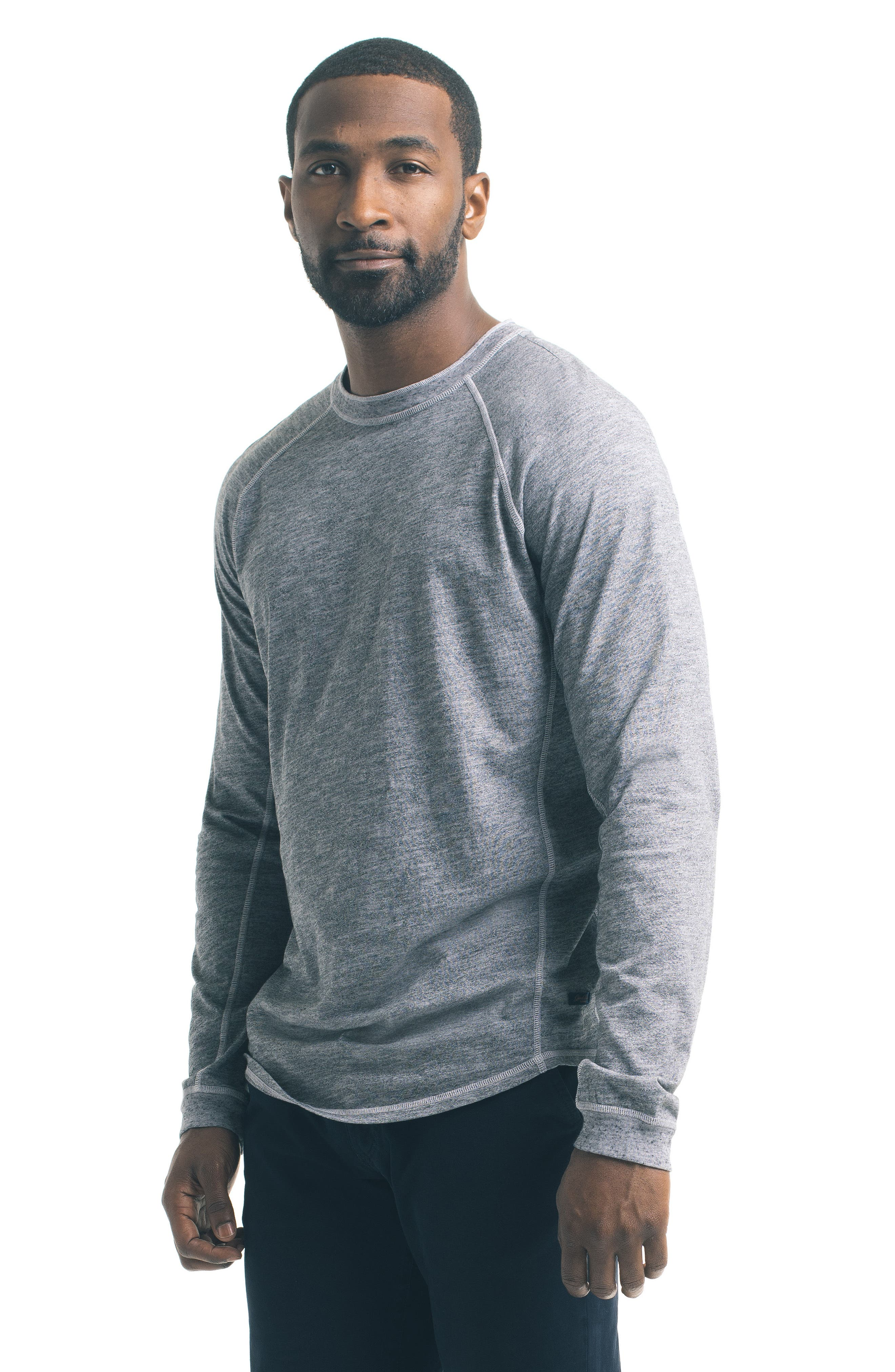 Raglan Sleeve T-Shirt,                             Alternate thumbnail 5, color,                             028