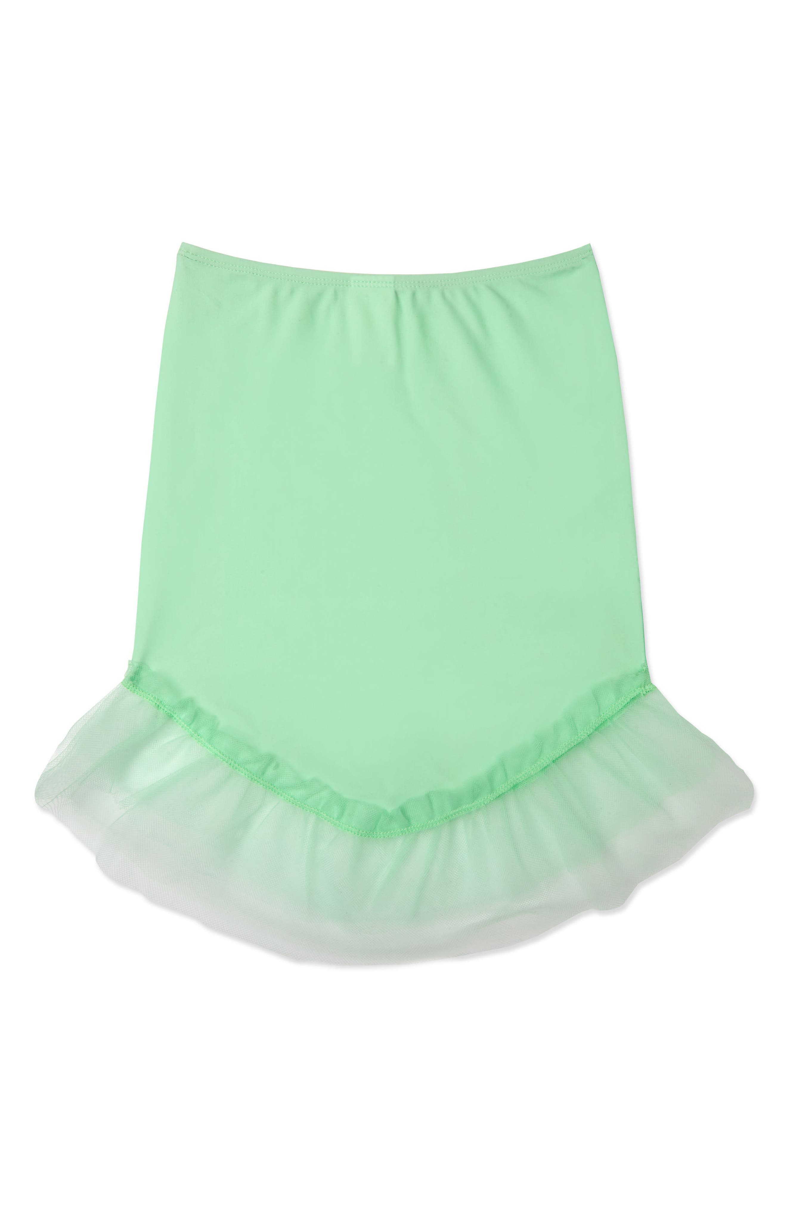 Mermaid Cover-Up Skirt,                         Main,                         color,