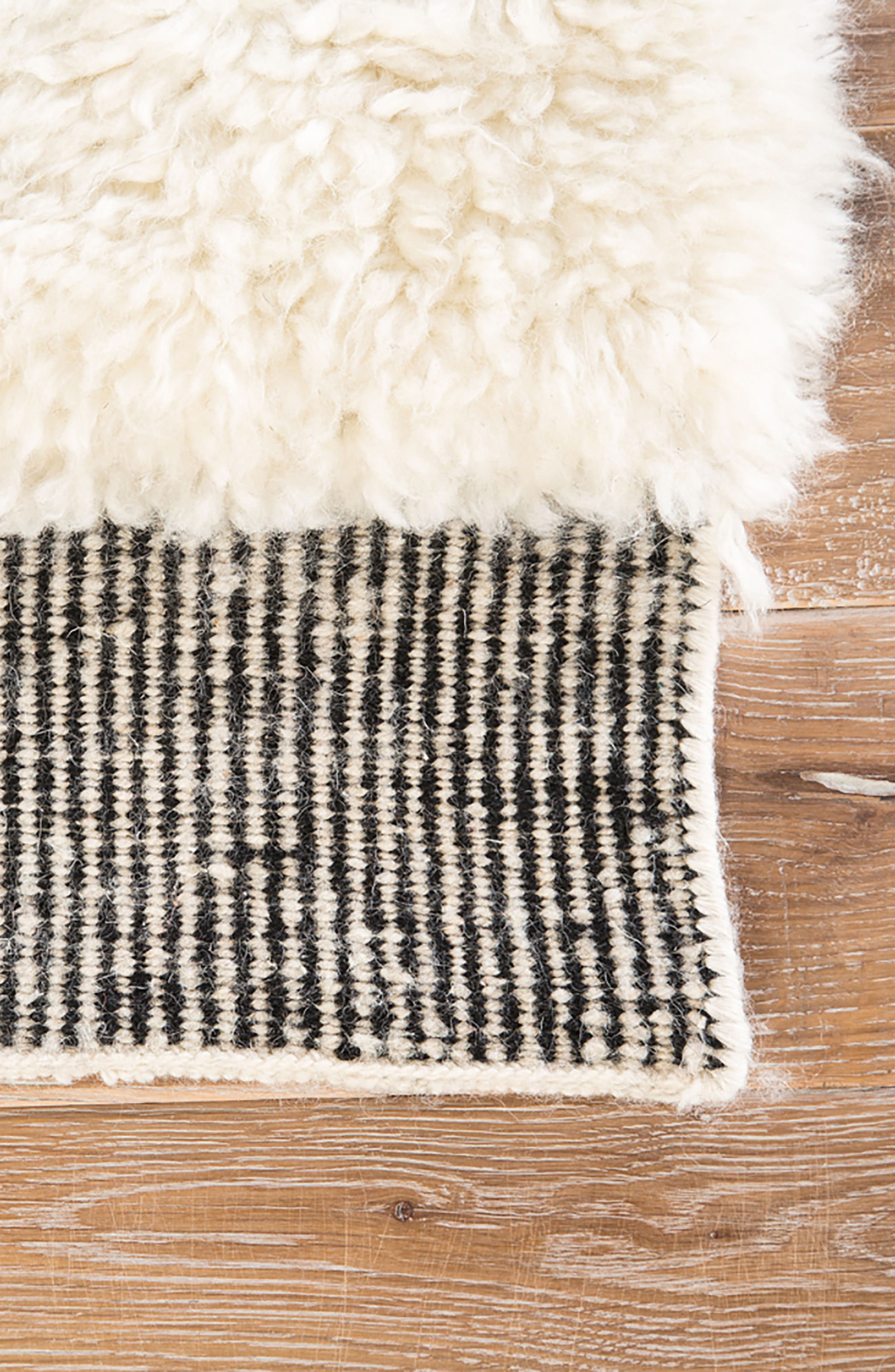 Ephesus Rug,                             Alternate thumbnail 2, color,                             ANGORA