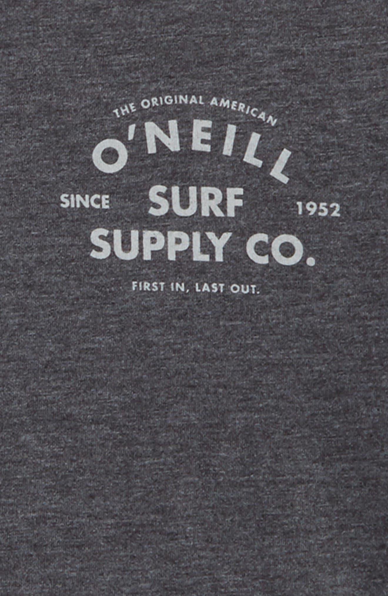 Gonner Graphic T-Shirt,                             Alternate thumbnail 3, color,                             001