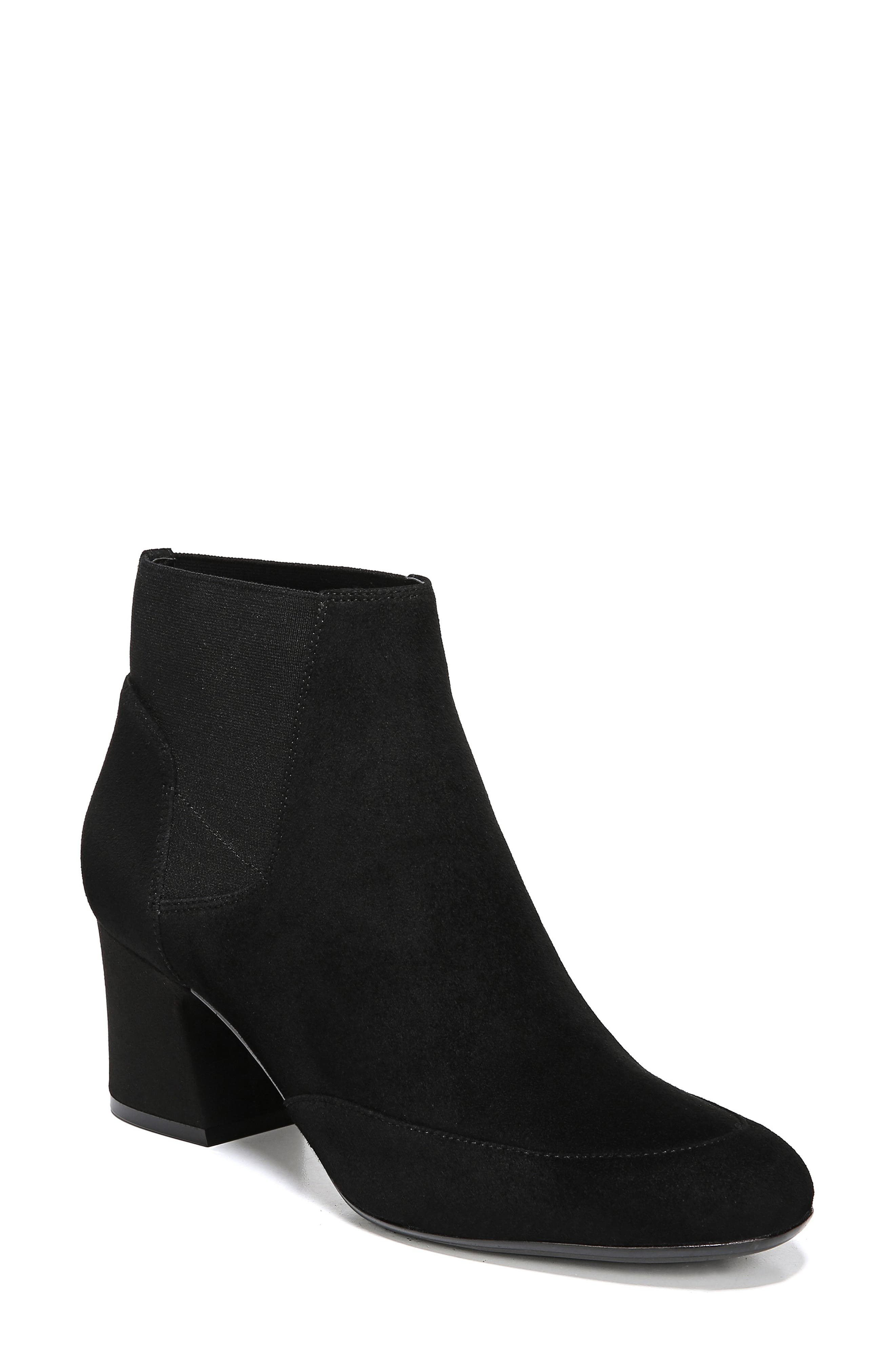 Naturalizer Danica Ankle Bootie, Black