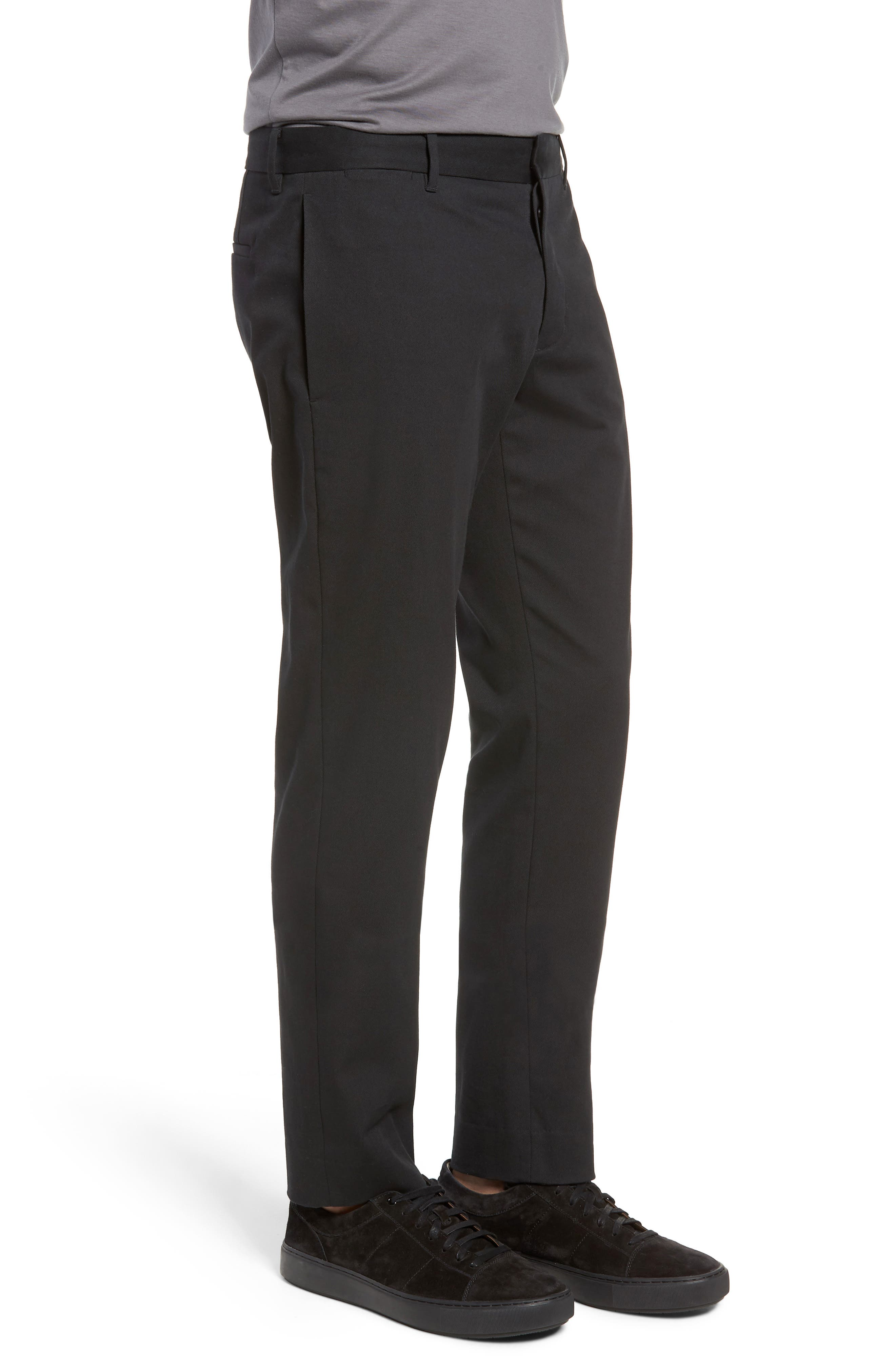 Slim Fit Chinos,                             Alternate thumbnail 3, color,                             440