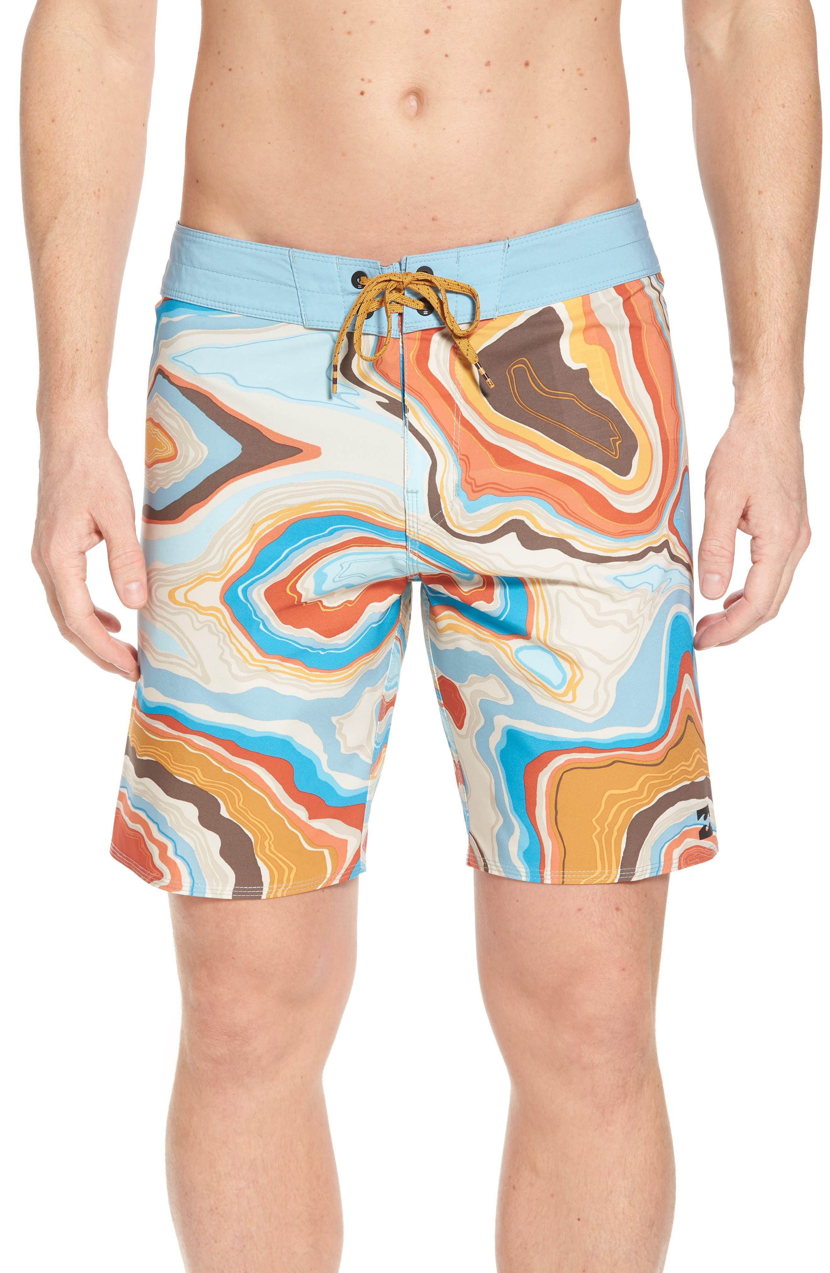 Sundays Airlite Board Shorts,                             Main thumbnail 4, color,