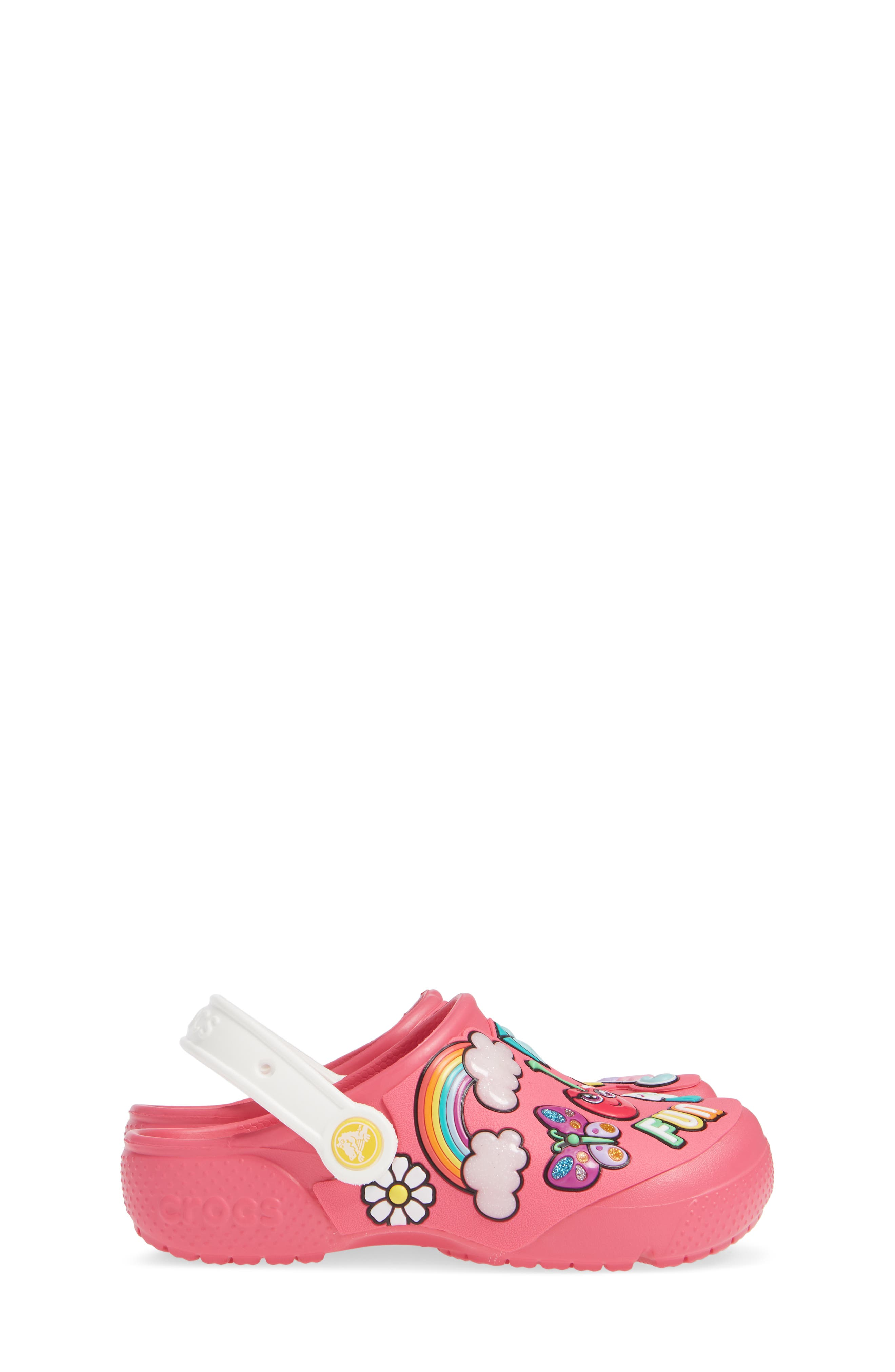 Playful Patches Slip-On,                             Alternate thumbnail 4, color,                             PARADISE PINK