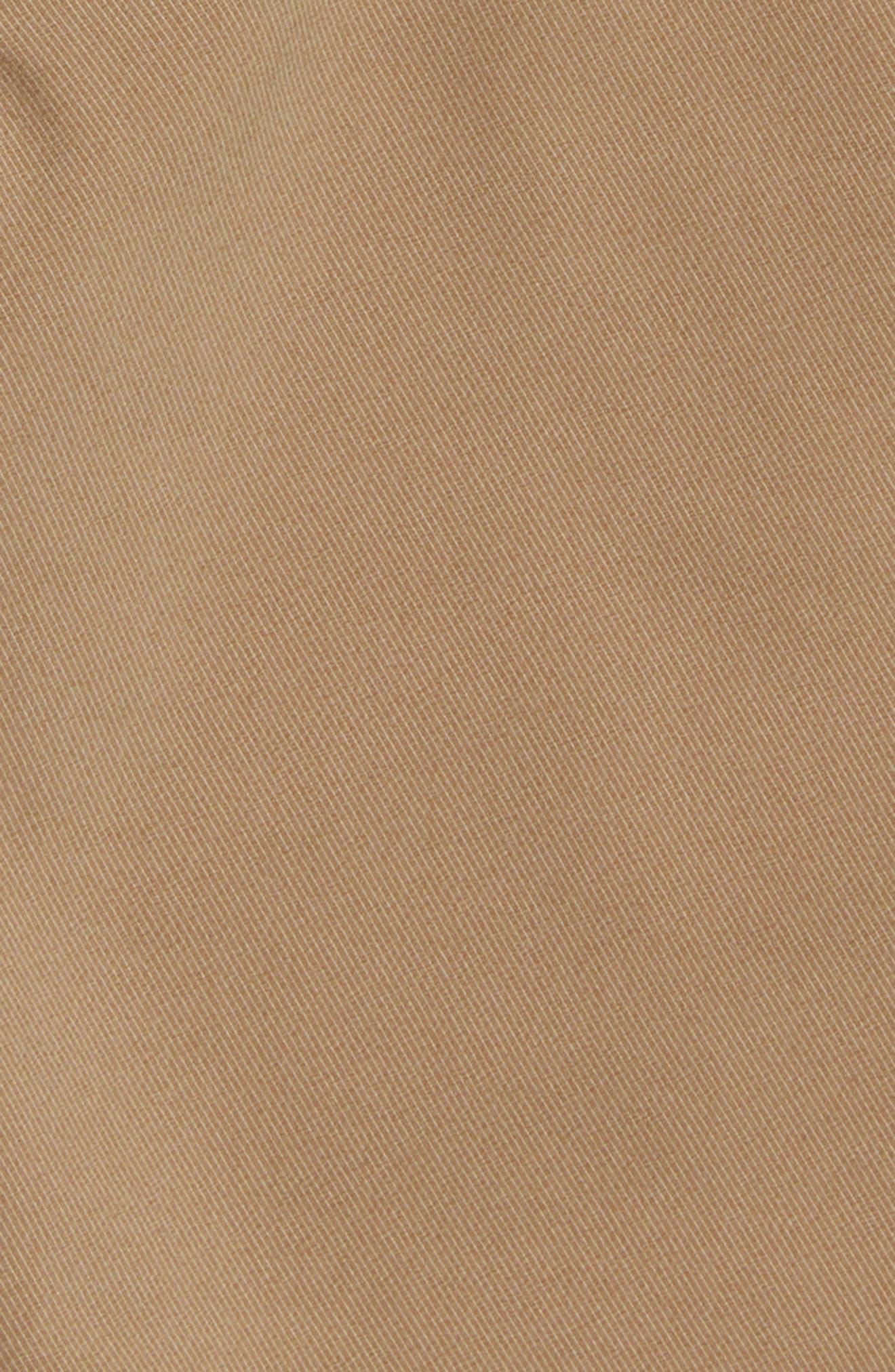 Stockton Hybrid Shorts,                             Alternate thumbnail 3, color,                             KHAKI