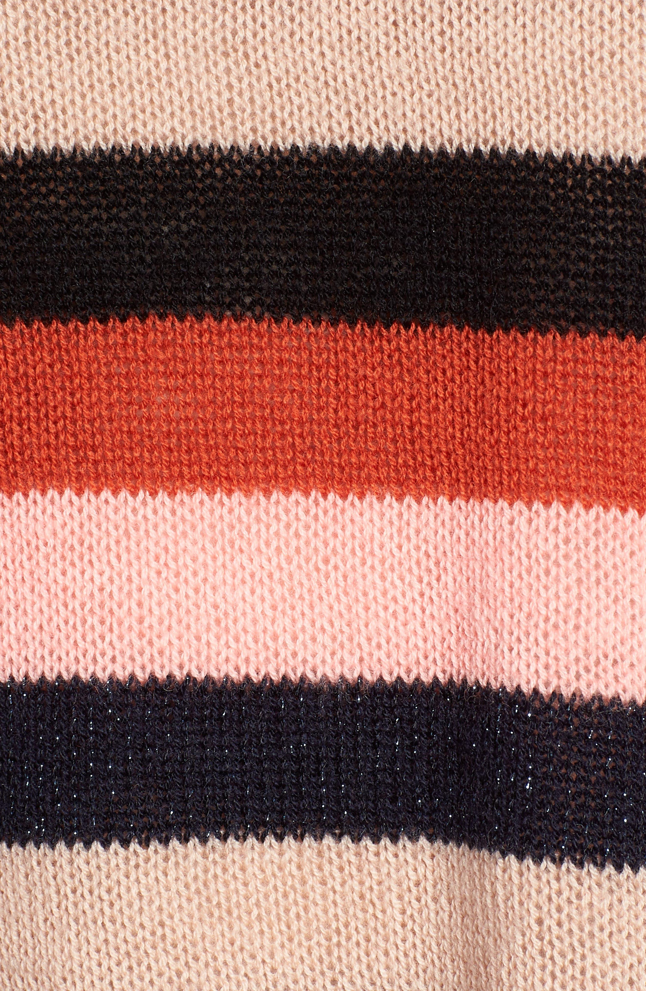 SCOTCH & SODA,                             Stripe Sweater,                             Alternate thumbnail 5, color,                             651