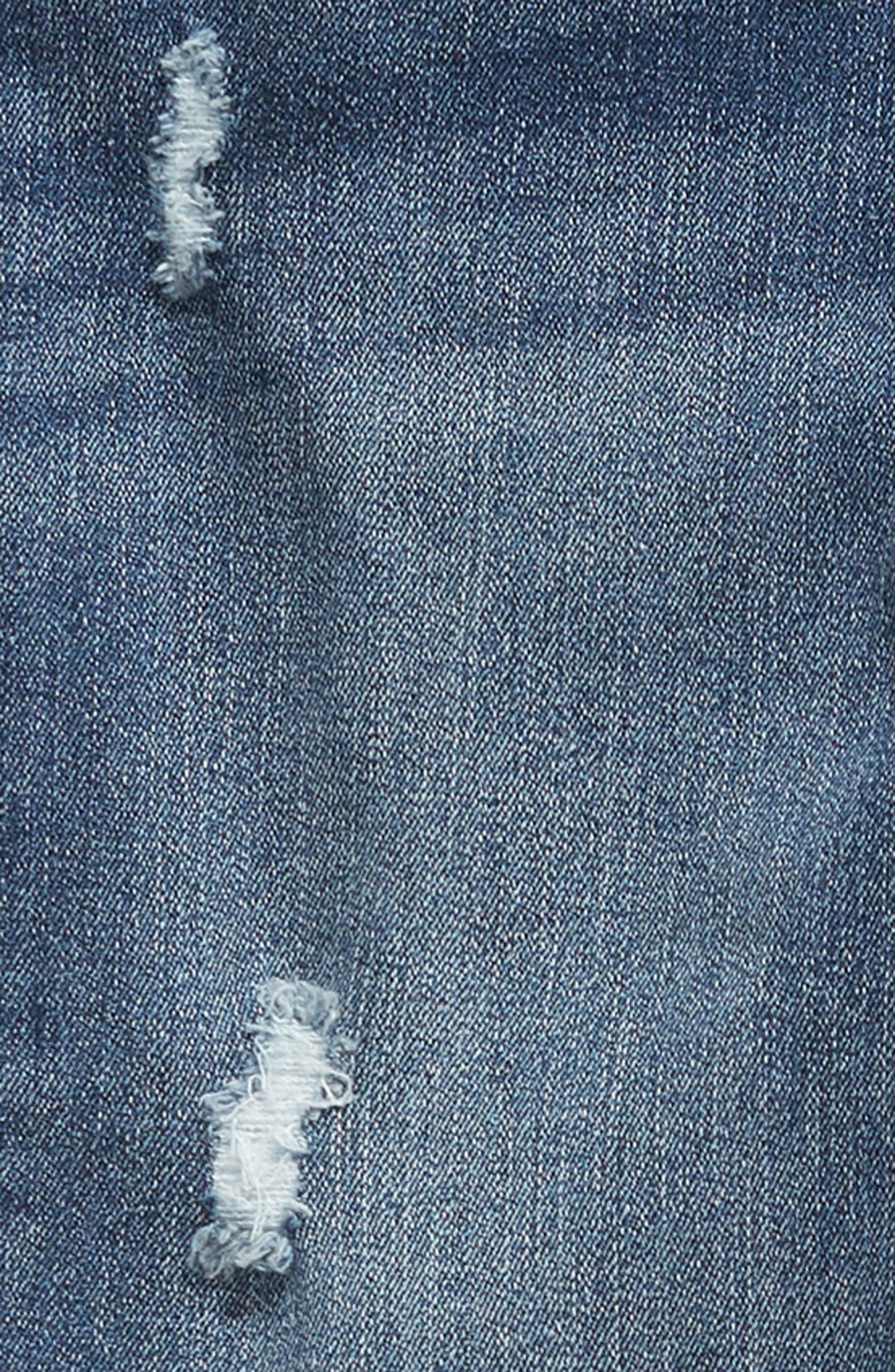 LEVI'S<SUP>®</SUP>,                             721<sup>™</sup> High Waist Skinny Jeans,                             Alternate thumbnail 3, color,                             M7V-MAKE OR BREAK