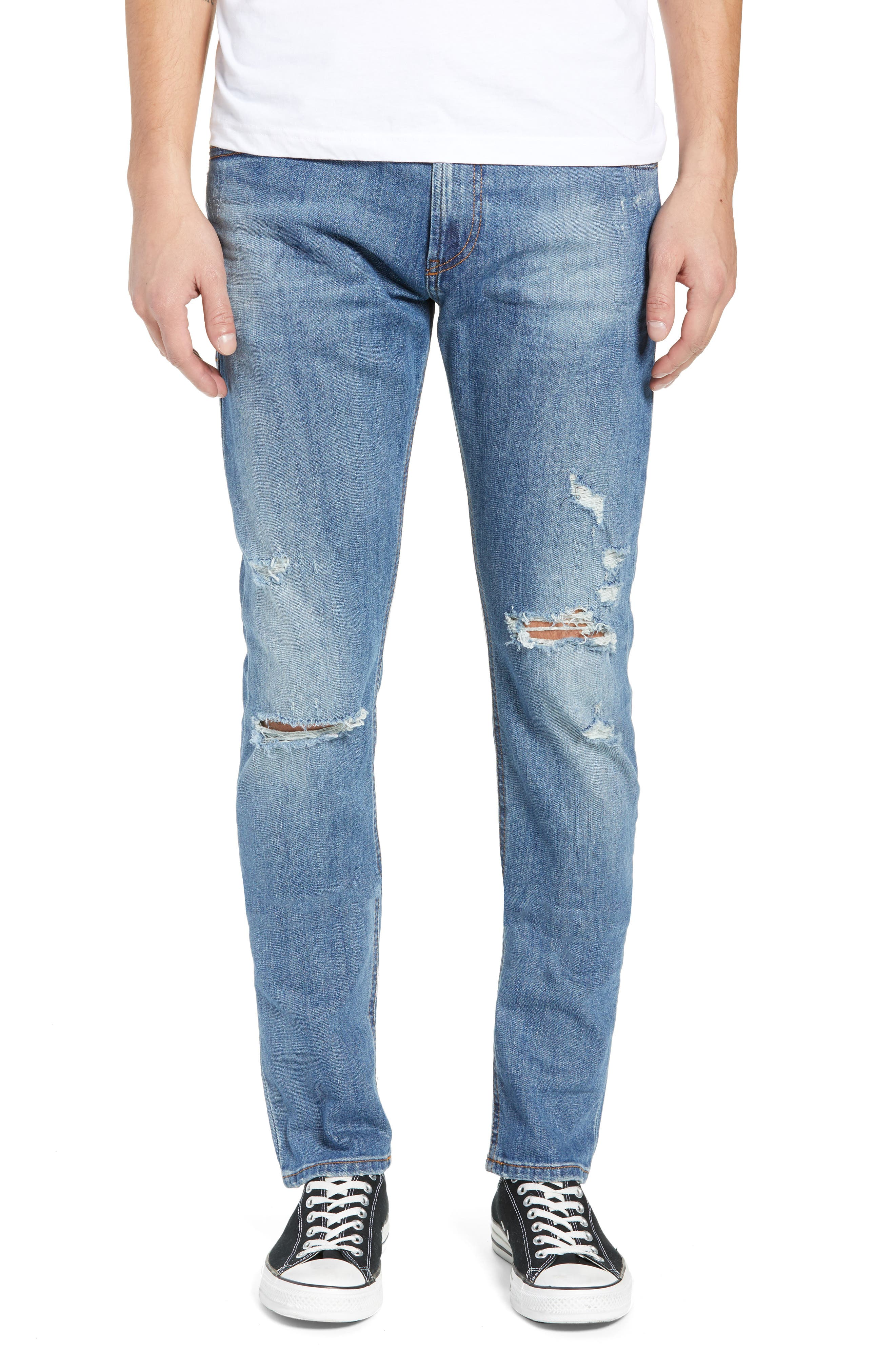 Thommer Skinny Fit Jeans,                             Main thumbnail 1, color,                             CN011