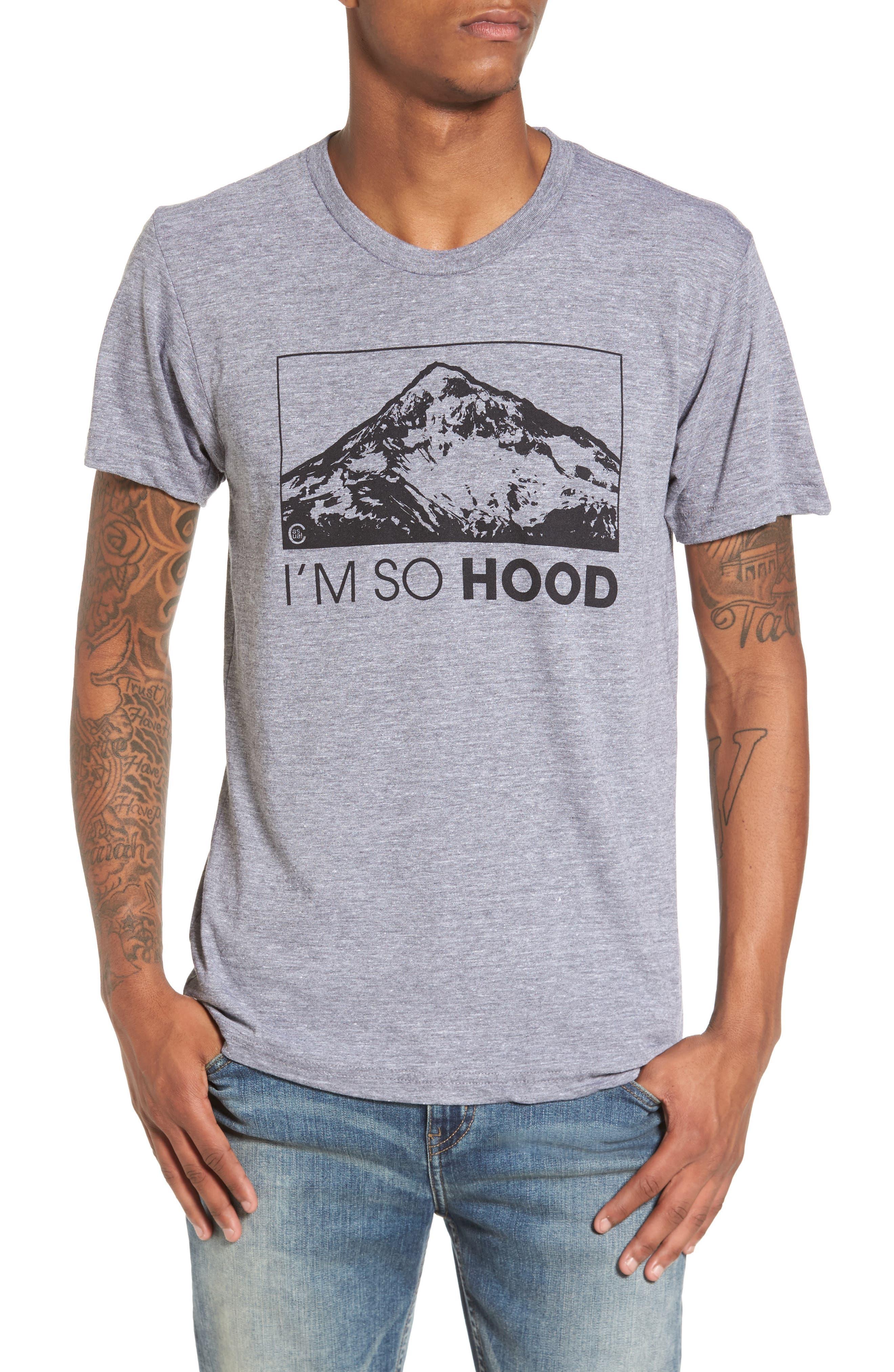 I'm So Hood T-Shirt,                             Main thumbnail 2, color,
