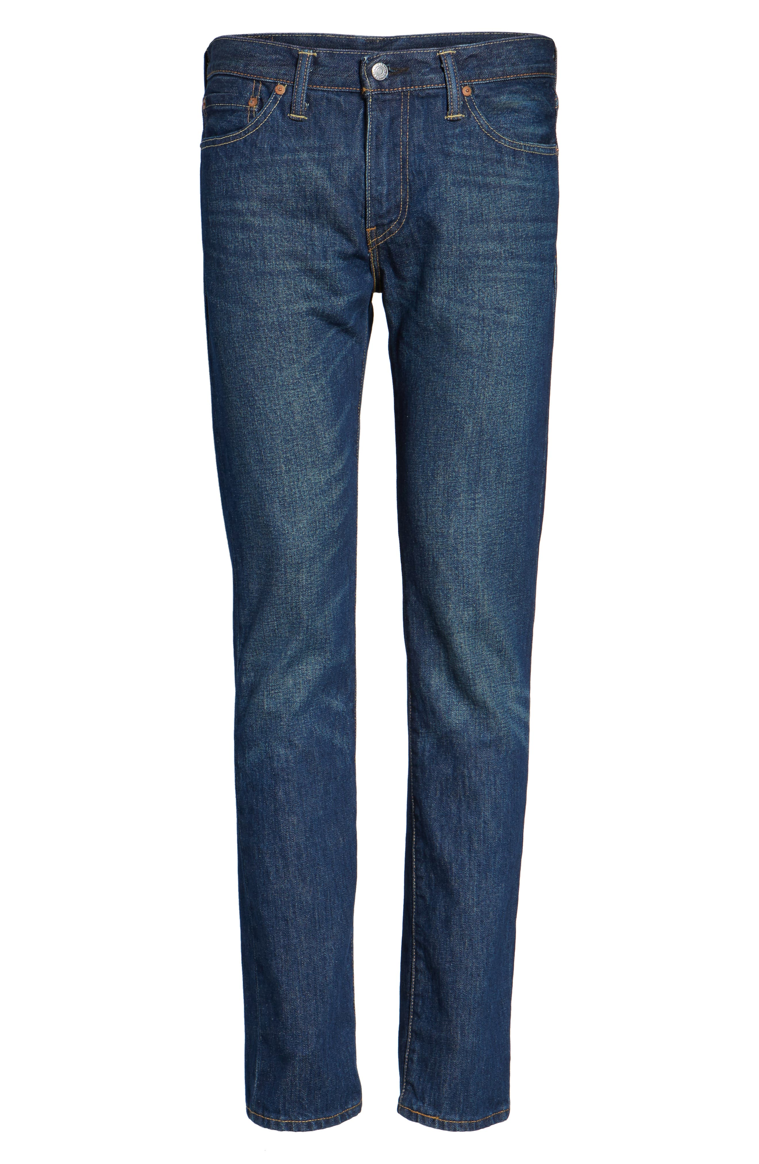 511<sup>™</sup> Slim Fit Jeans,                             Alternate thumbnail 6, color,                             DARK AUTHENTIC