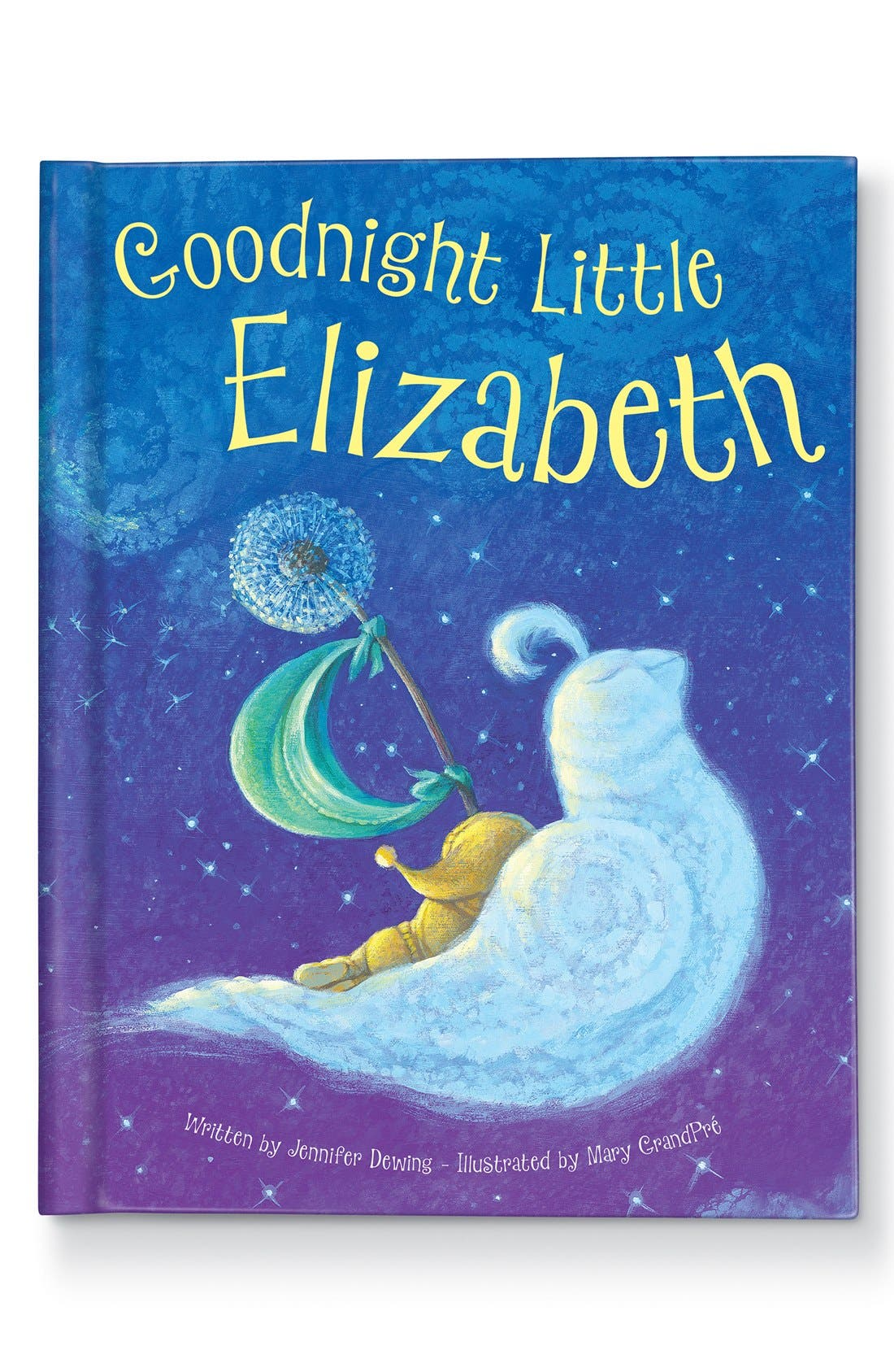 'Goodnight Little Me' Personalized Book,                             Main thumbnail 1, color,                             BLUE