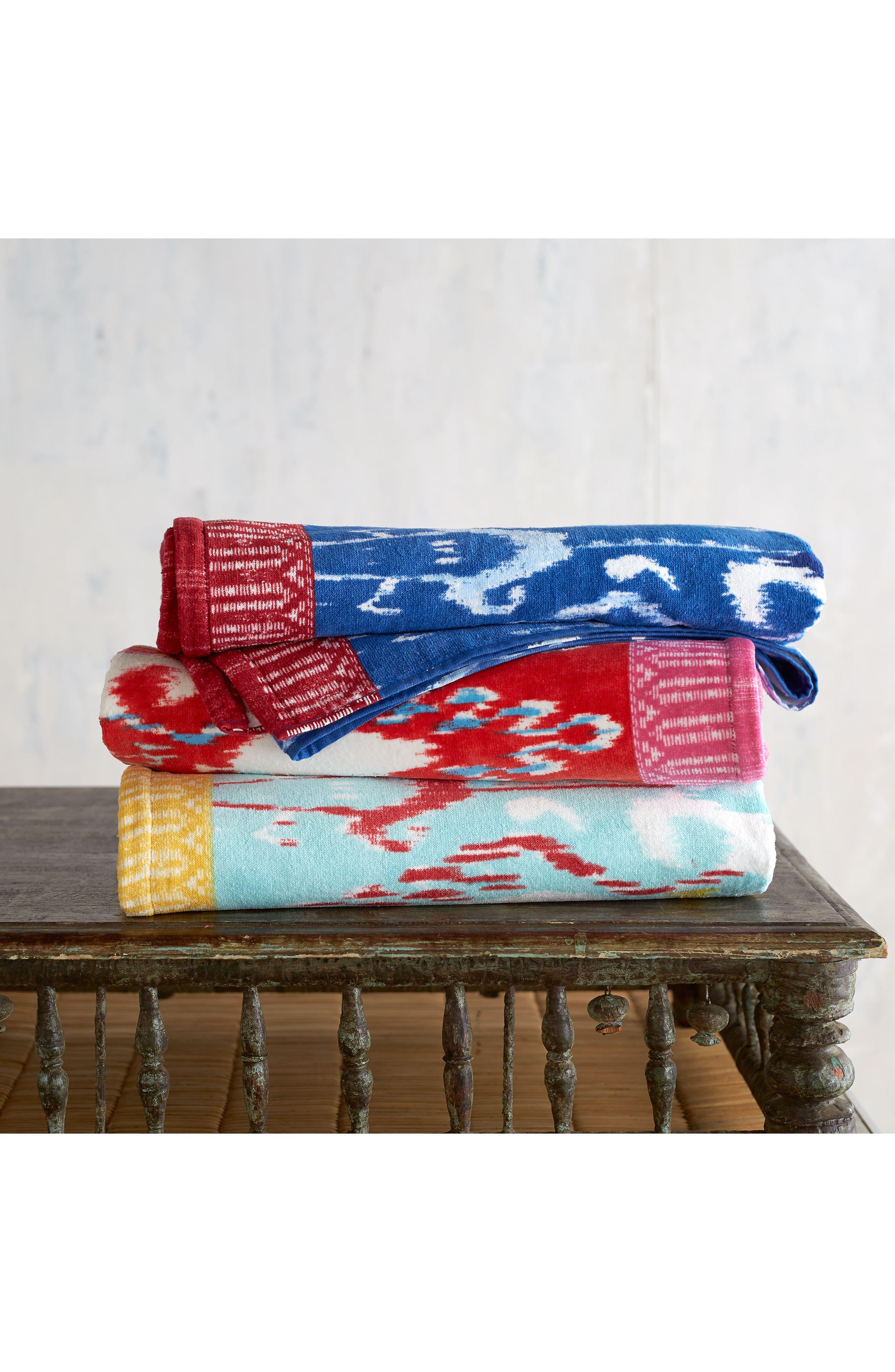 Vaya Resort Towel,                             Alternate thumbnail 4, color,                             400