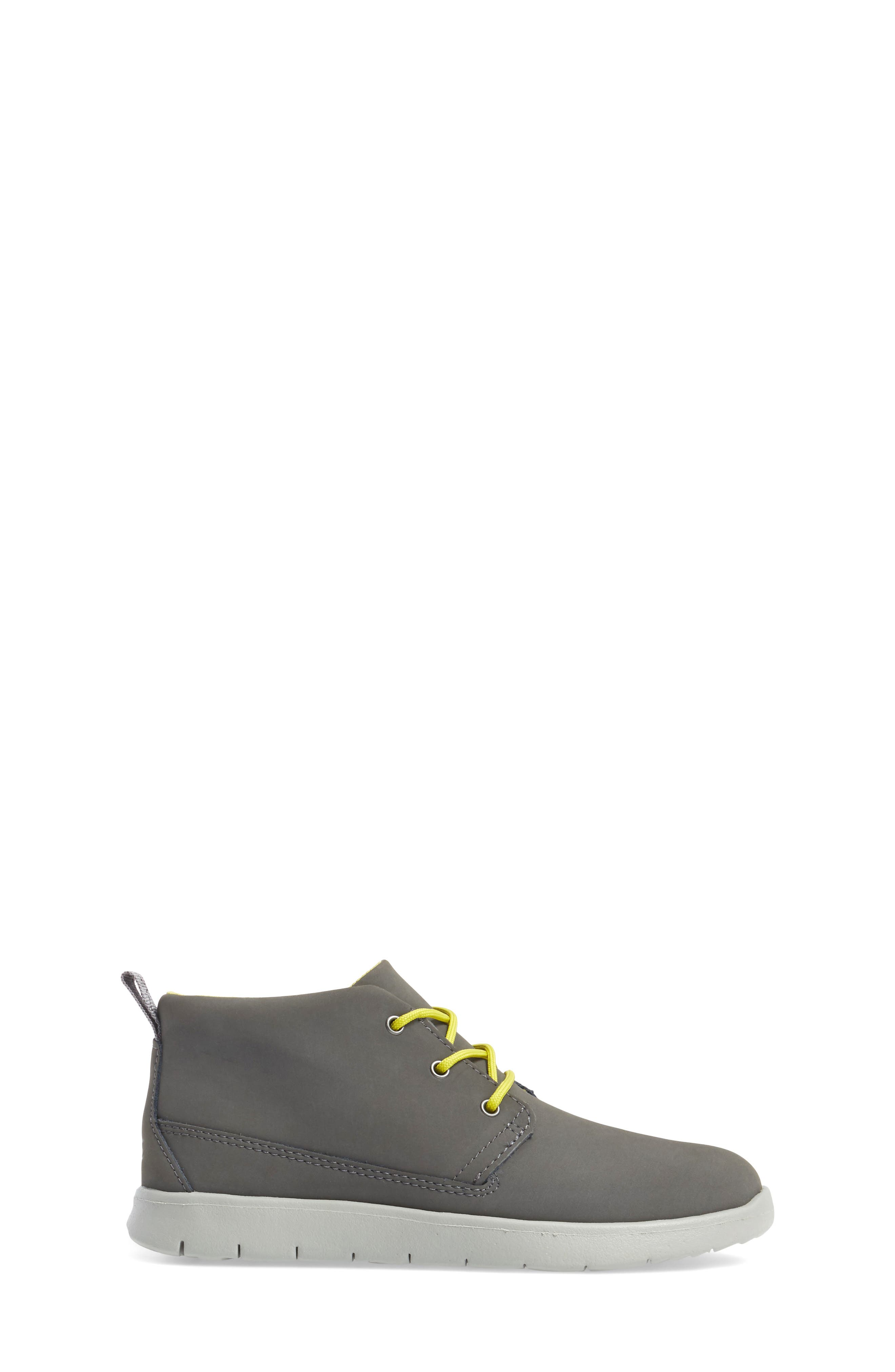 Canoe Water Resistant Chukka Sneaker,                             Alternate thumbnail 6, color,
