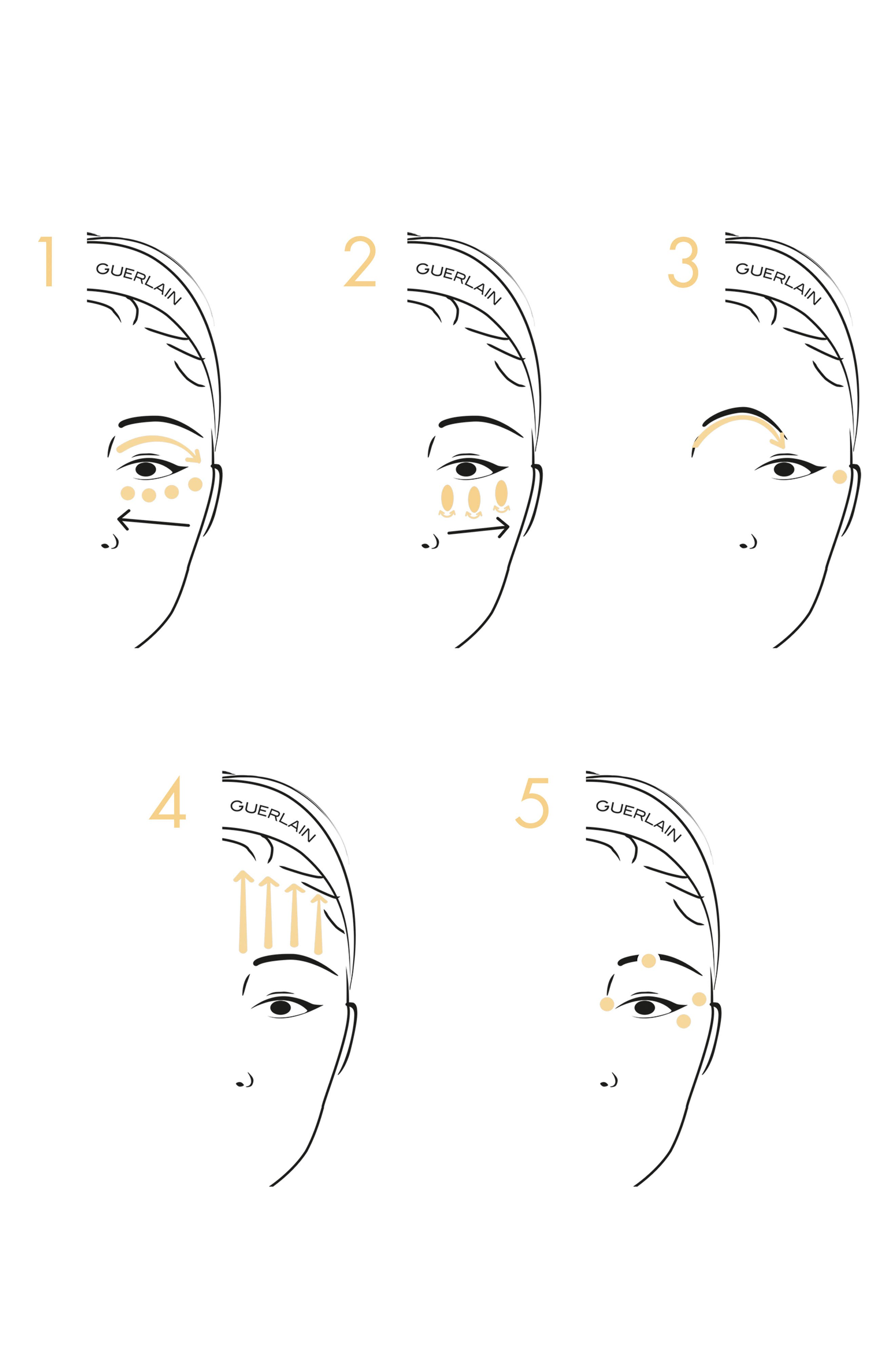 Abeille Royale - Gold Eyetech Eye Sculpt Serum,                             Alternate thumbnail 2, color,                             NO COLOR