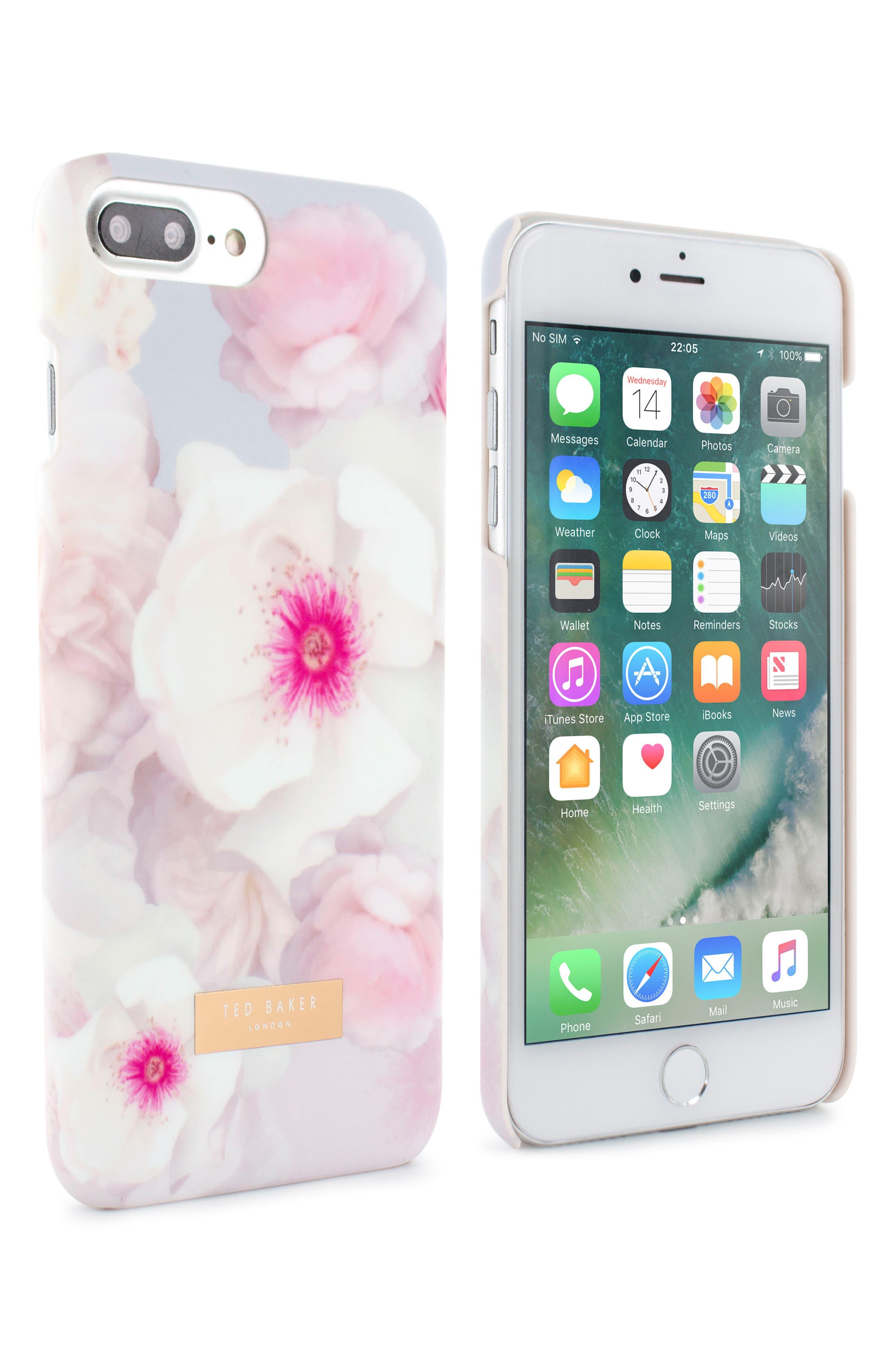 iPhone 6/6s/7/8 & 6/6s/7/8 Plus Case,                             Alternate thumbnail 4, color,