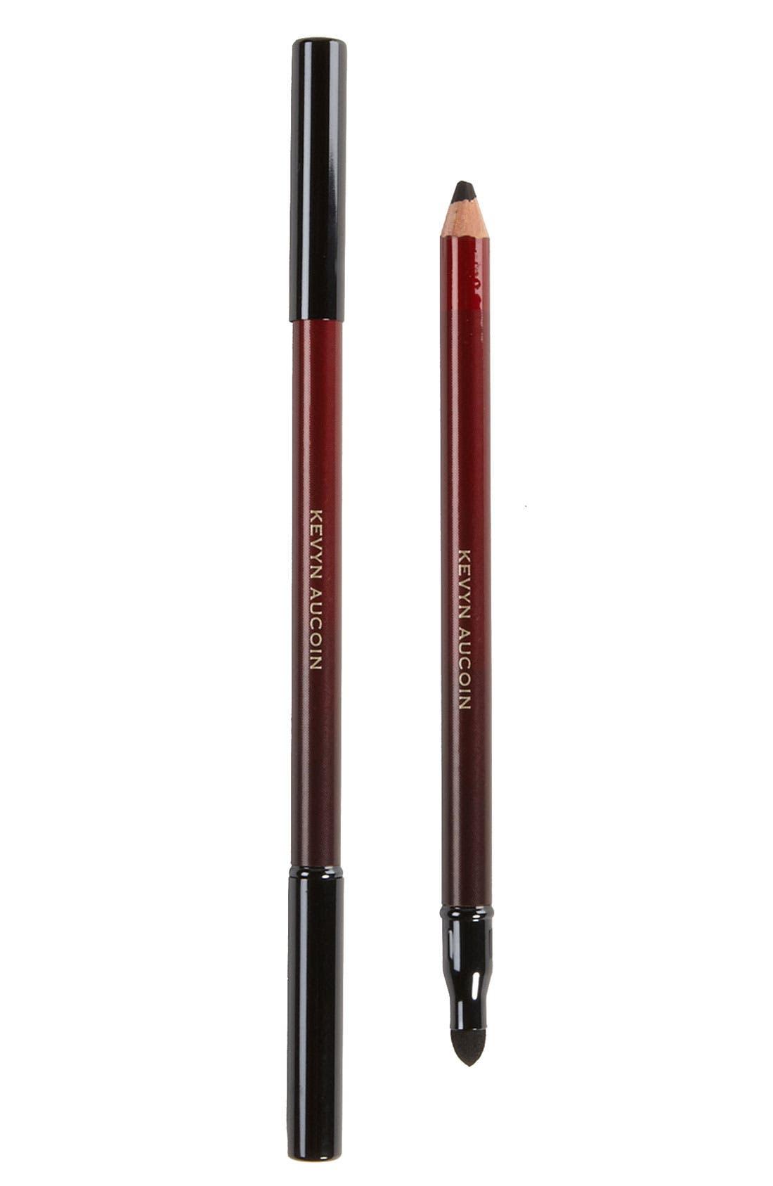 SPACE.NK.apothecary Kevyn Aucoin Beauty The Eye Pencil Primatif Pencil Eyeliner,                             Main thumbnail 1, color,                             BASIC BLACK