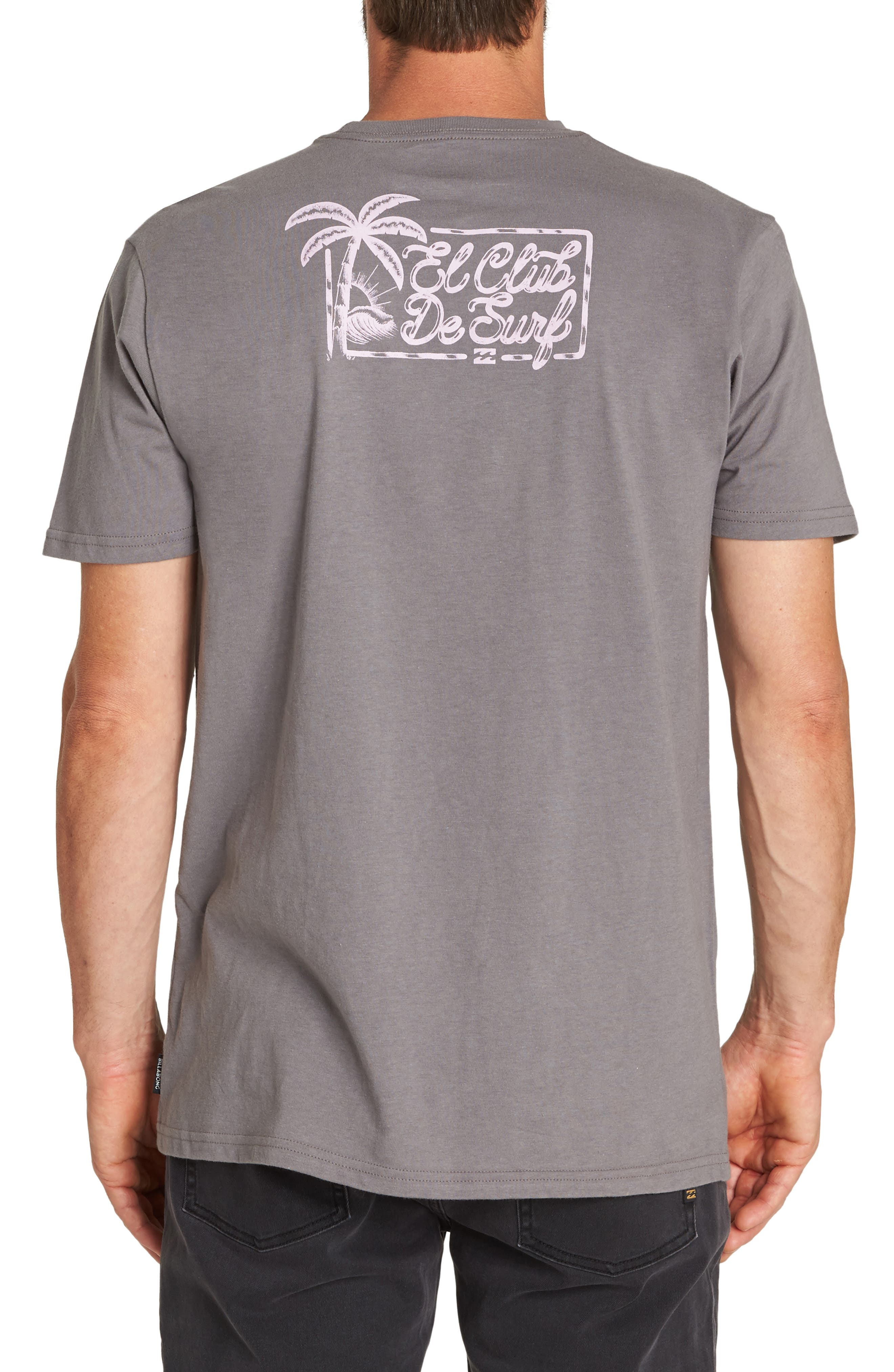 El Club Graphic T-Shirt,                             Alternate thumbnail 2, color,                             050
