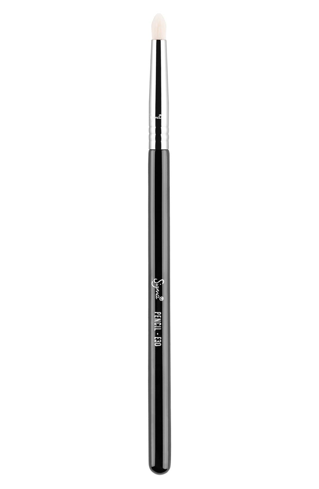 E30 Pencil Brush,                             Main thumbnail 1, color,                             NO COLOR