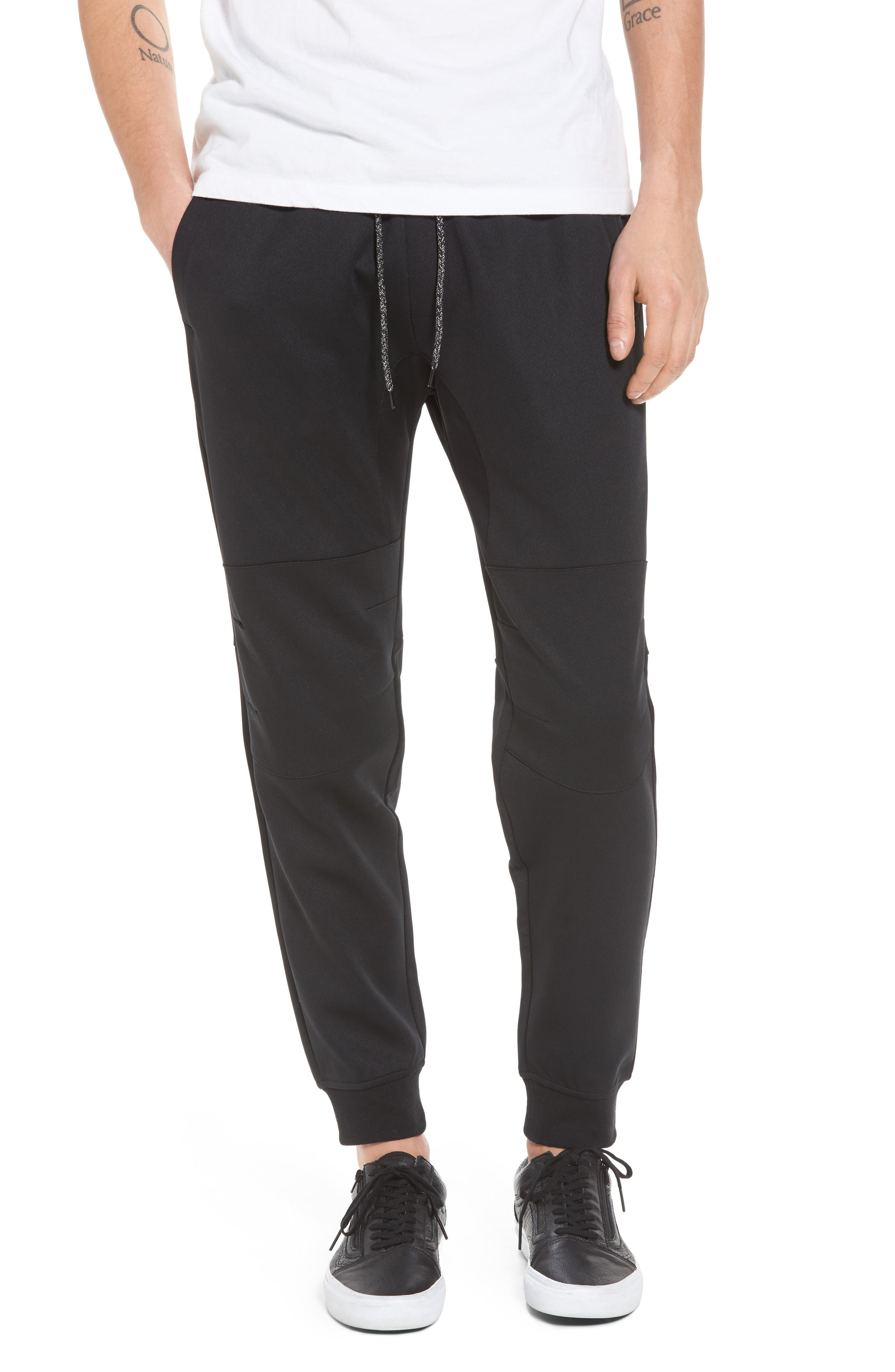 Mesh Jogger Pants,                         Main,                         color,