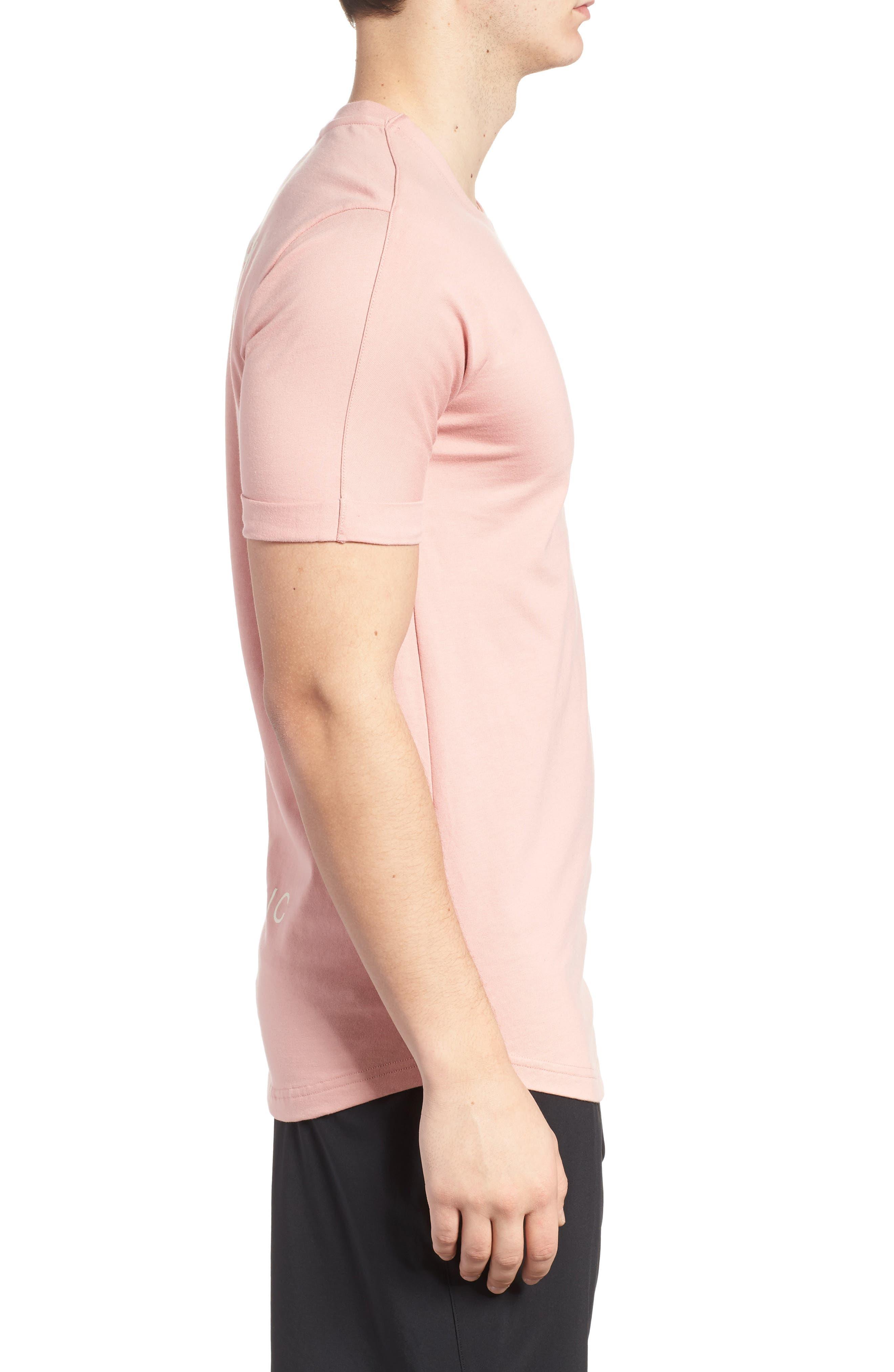 Extended Regular Crewneck T-Shirt,                             Alternate thumbnail 6, color,