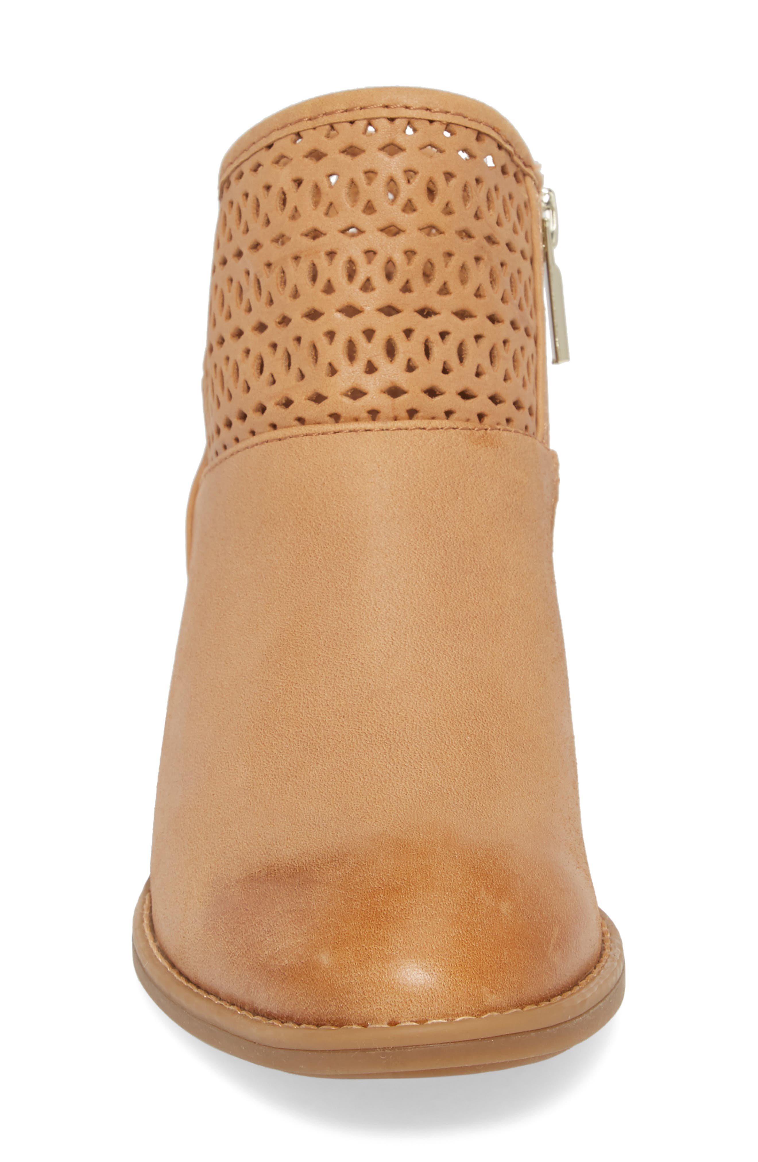 Caileen Bootie,                             Alternate thumbnail 4, color,                             NEW CARAMEL